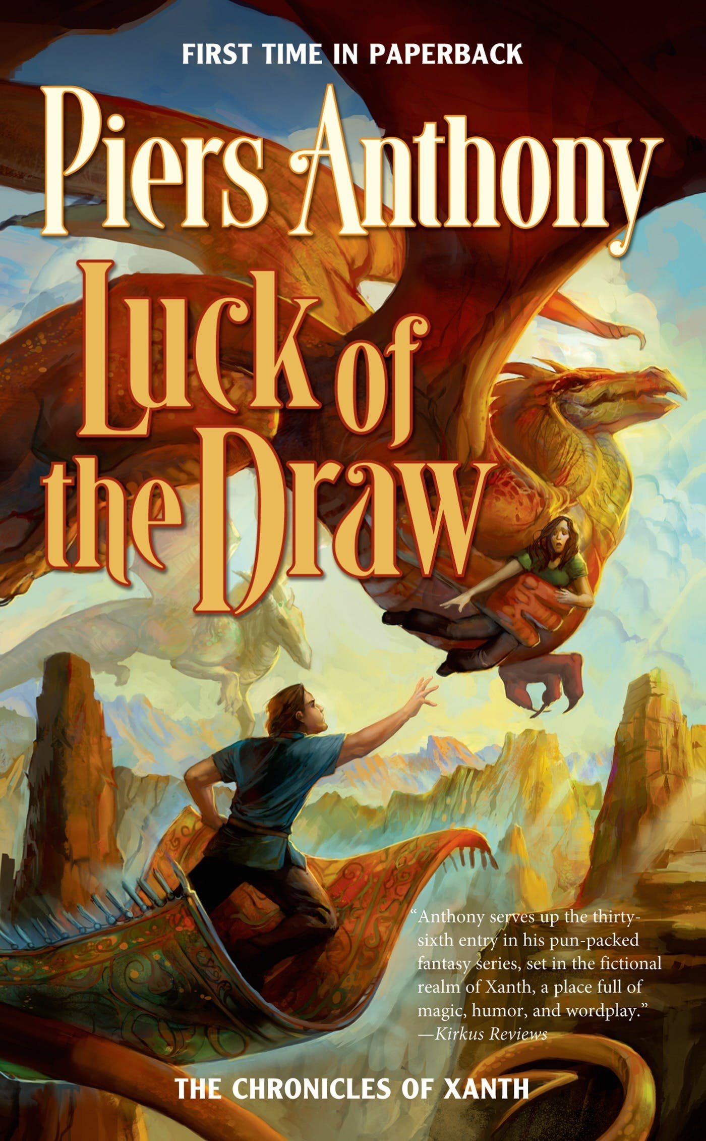 Image of Luck of the Draw