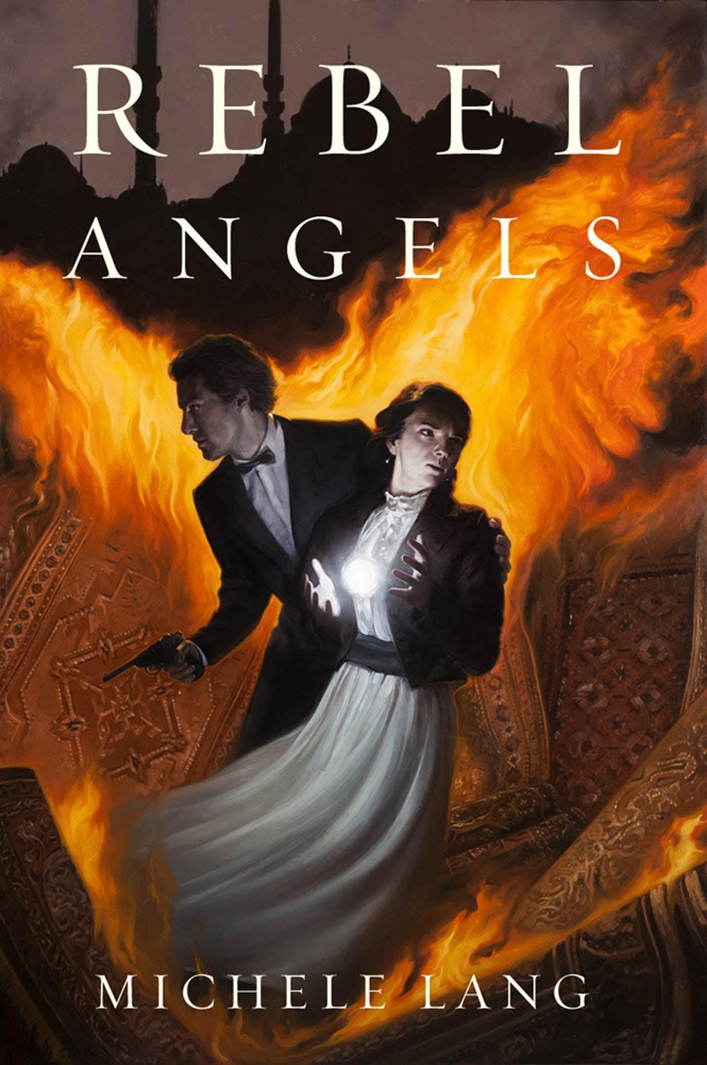 Image of Rebel Angels