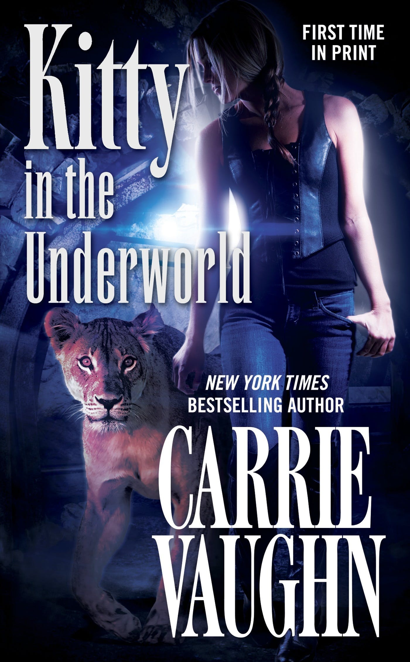Image of Kitty in the Underworld