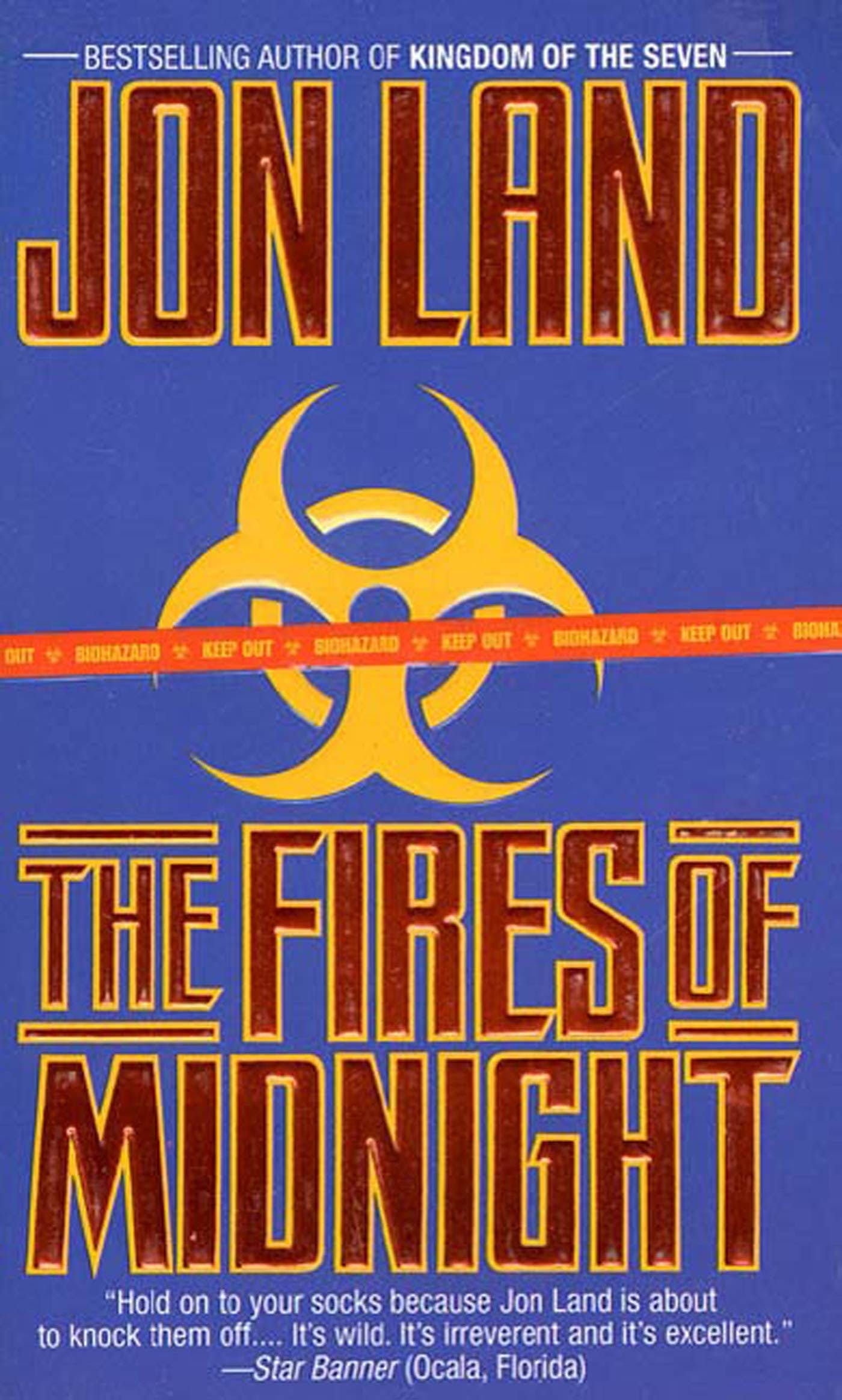 Image of The Fires of Midnight