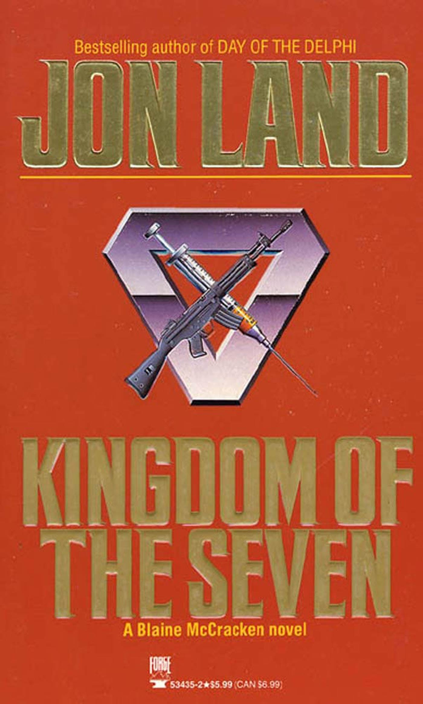 Image of Kingdom of the Seven
