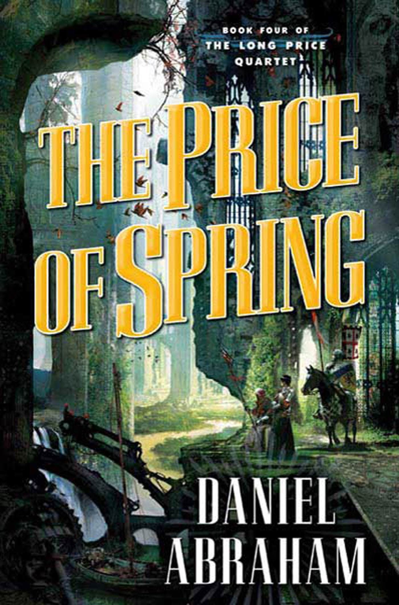 Image of The Price of Spring