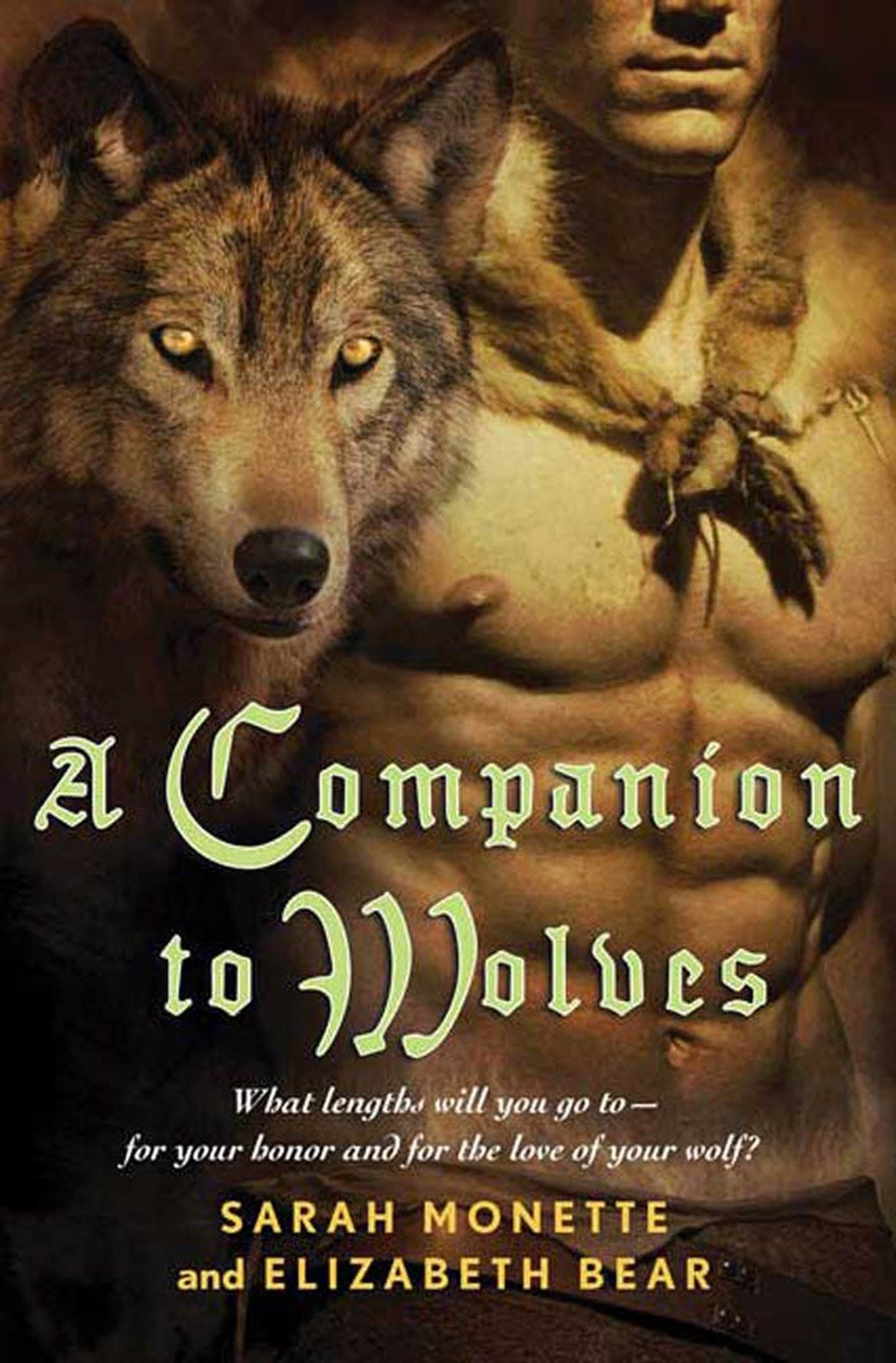 Image of A Companion to Wolves