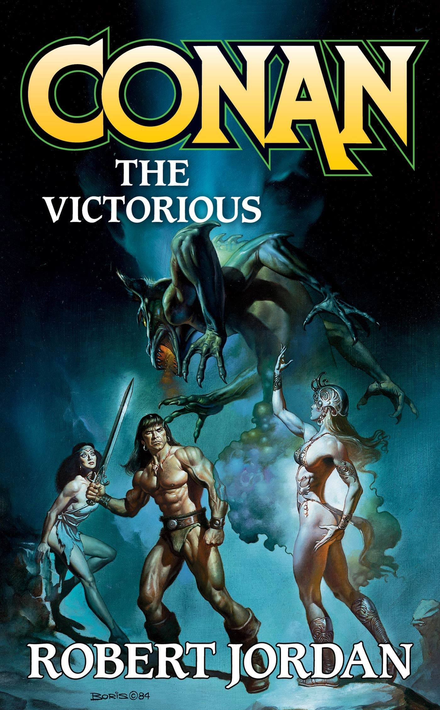 Image of Conan the Victorious