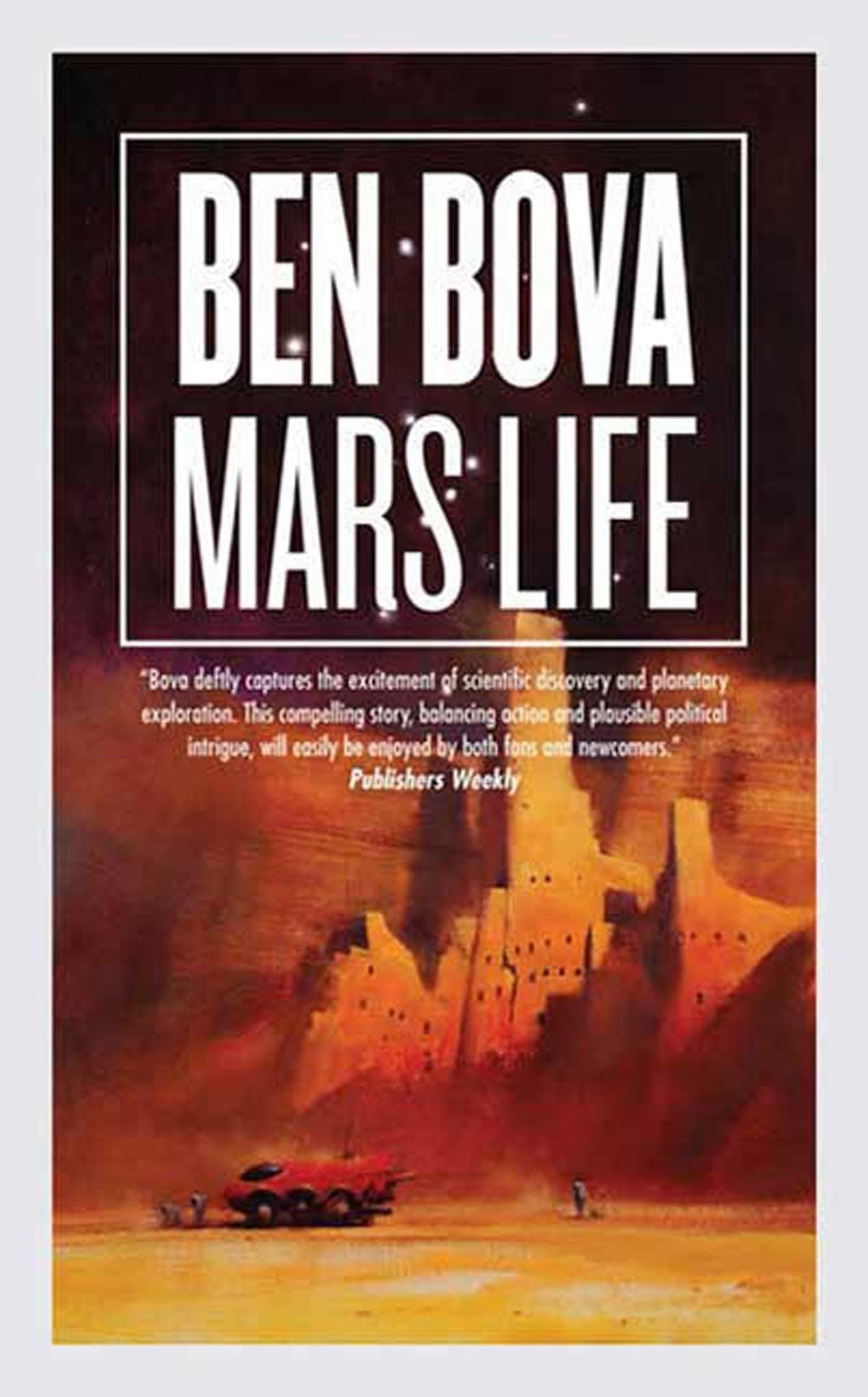 Image of Mars Life