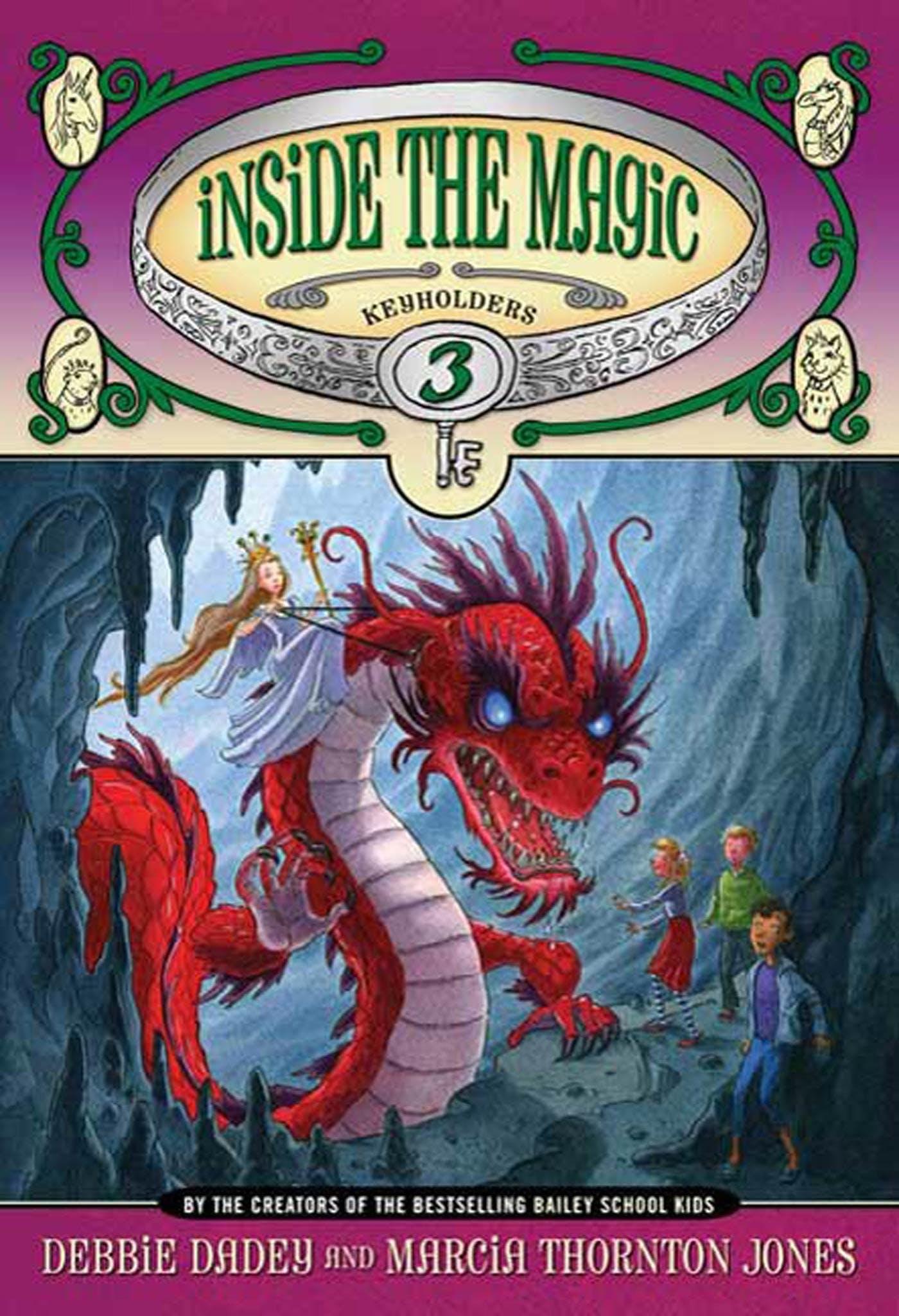 Image of Keyholders #3: Inside the Magic