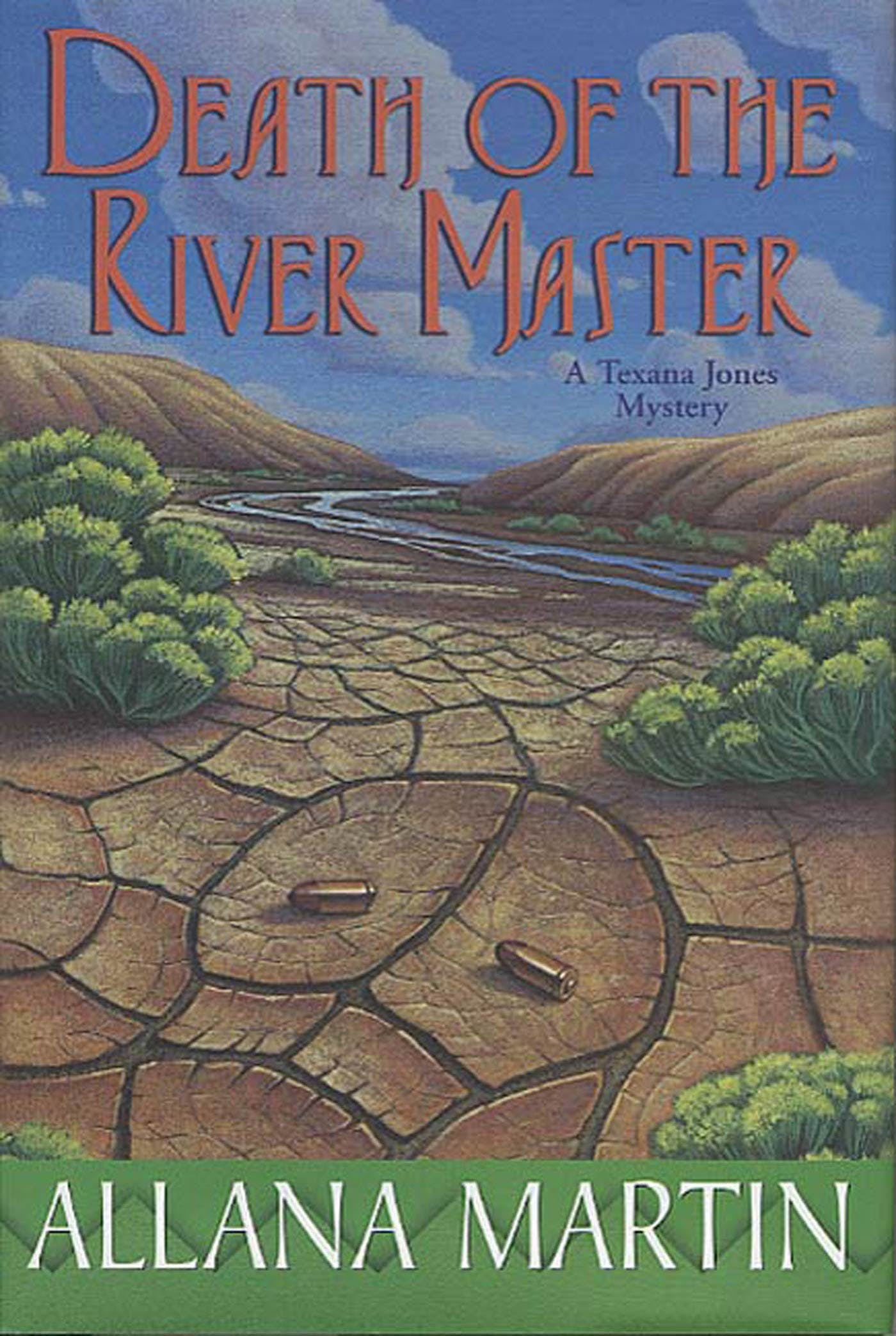 Image of Death of the River Master