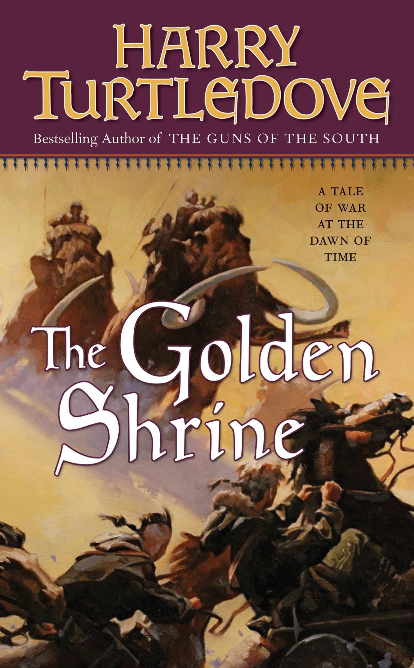 Image of The Golden Shrine