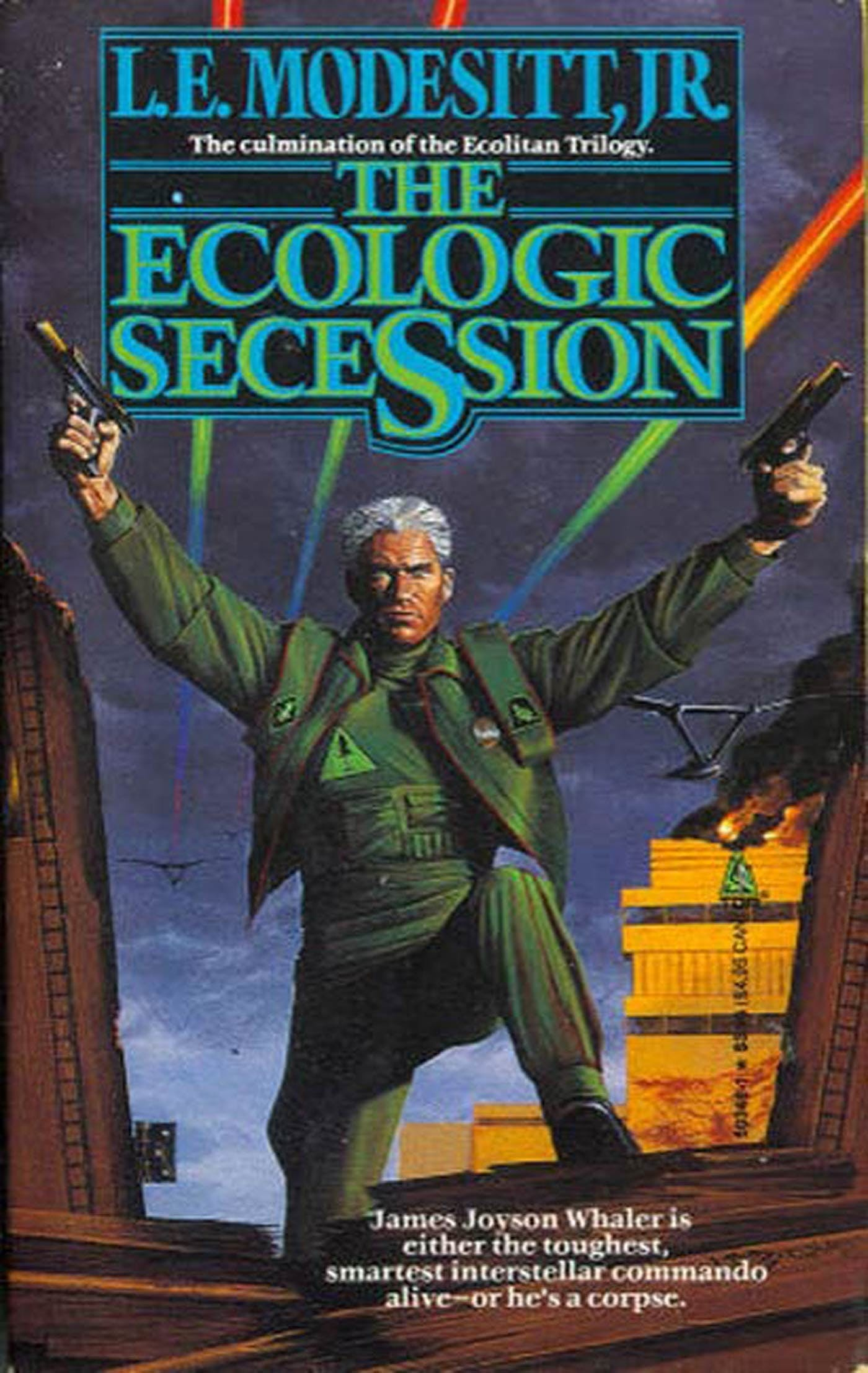 Image of The Ecologic Secession