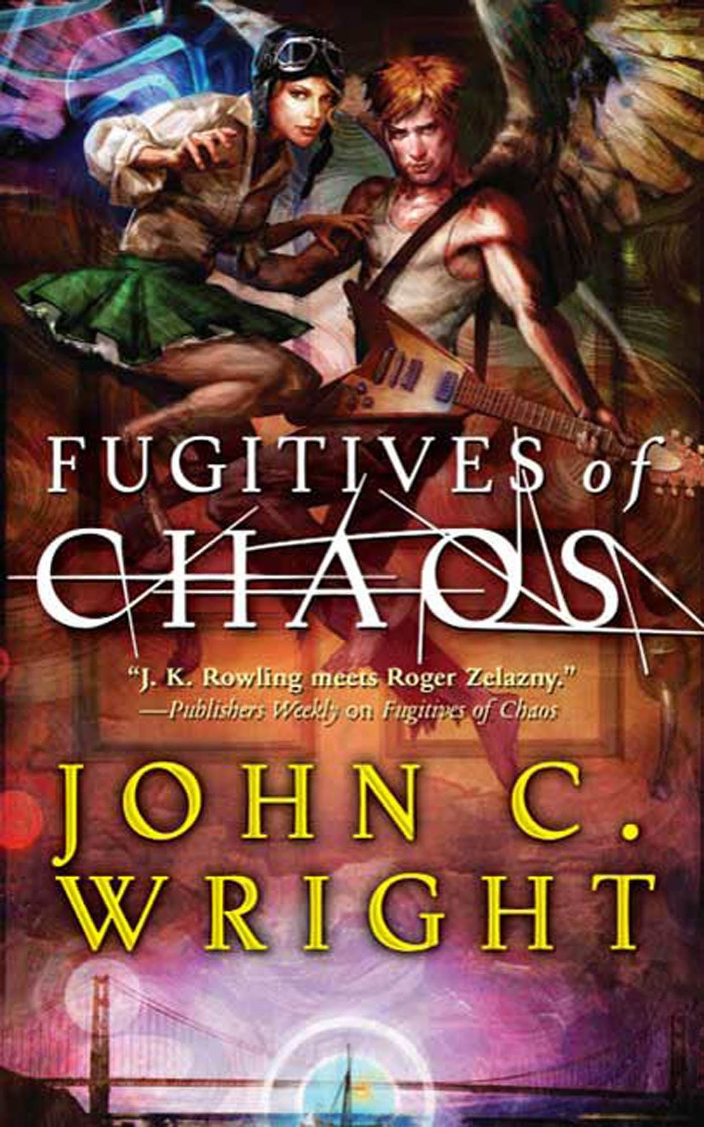 Image of Fugitives of Chaos