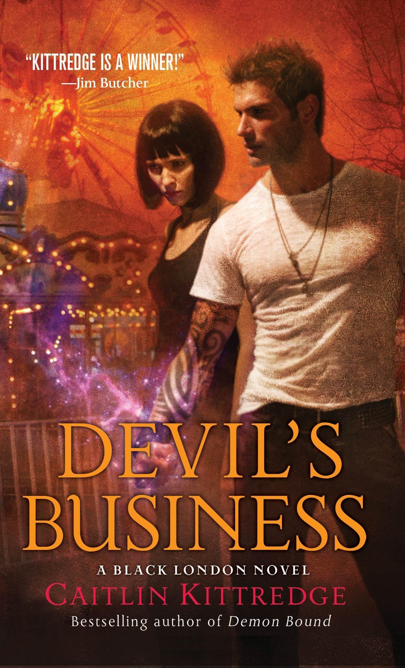 Image of Devil's Business