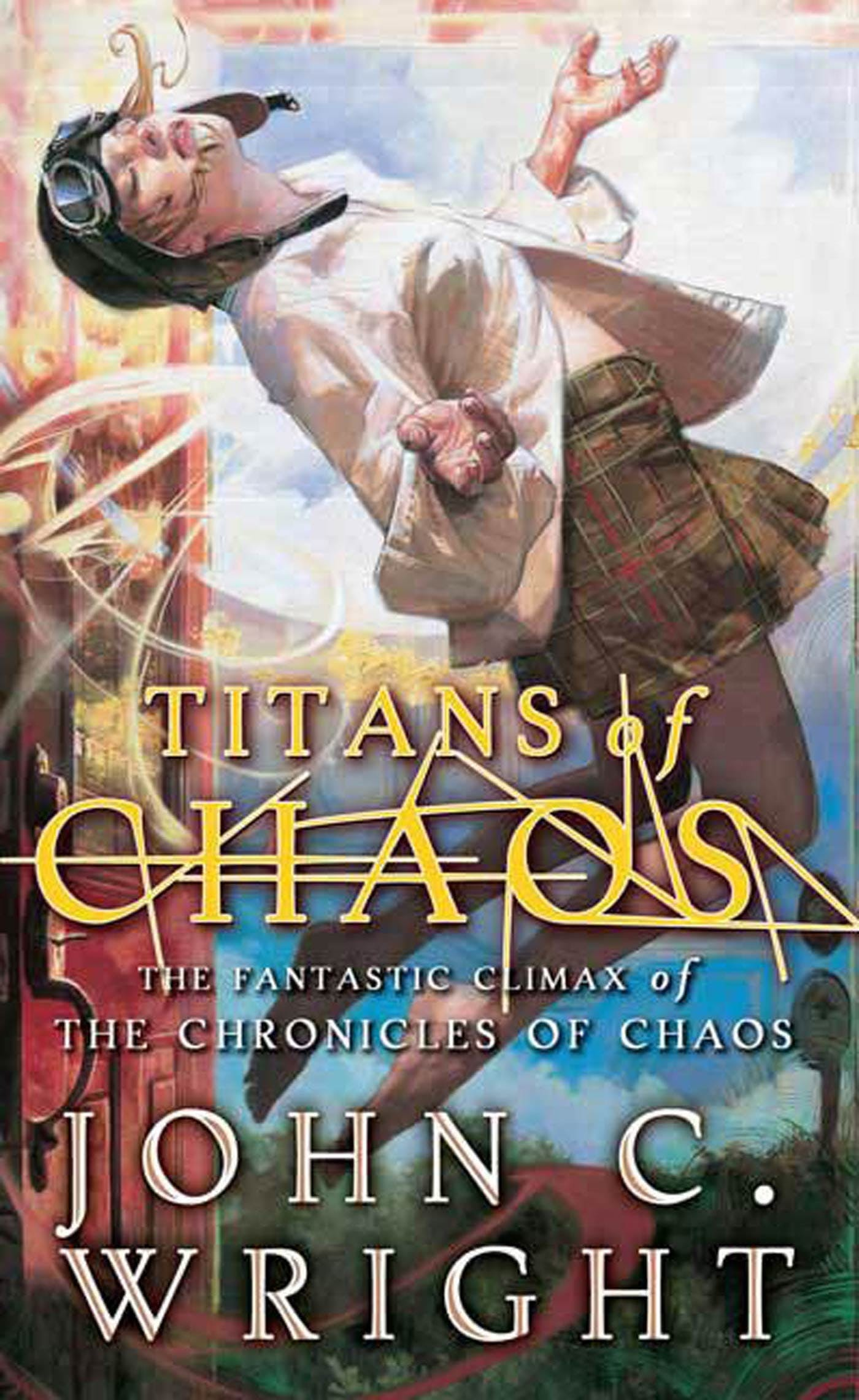 Image of Titans of Chaos