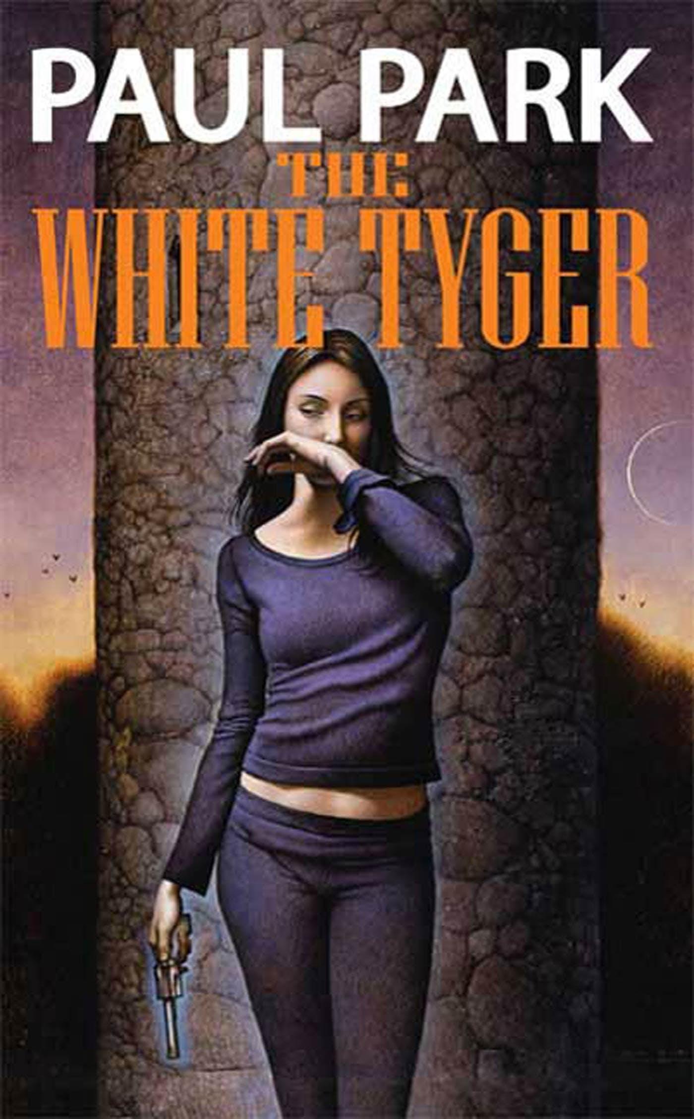 Image of The White Tyger