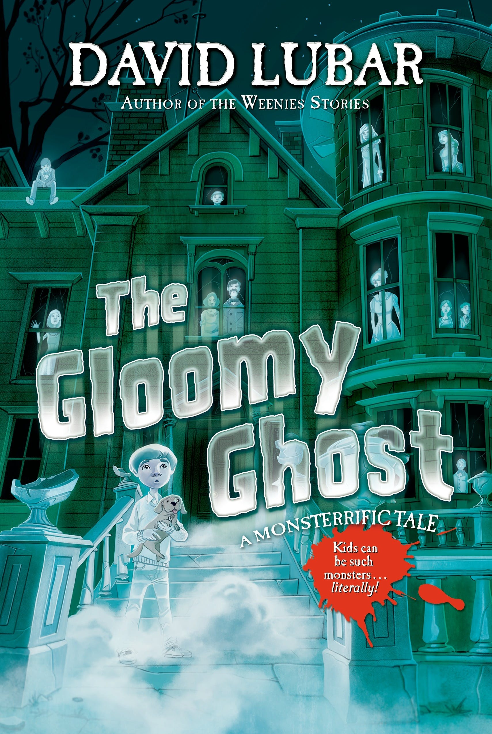 Image of The Gloomy Ghost