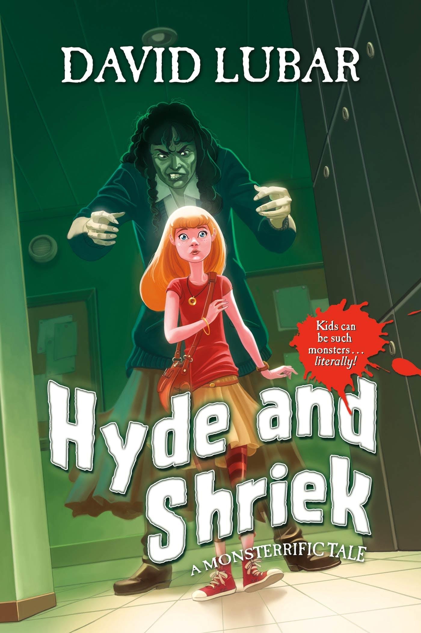 Image of Hyde and Shriek