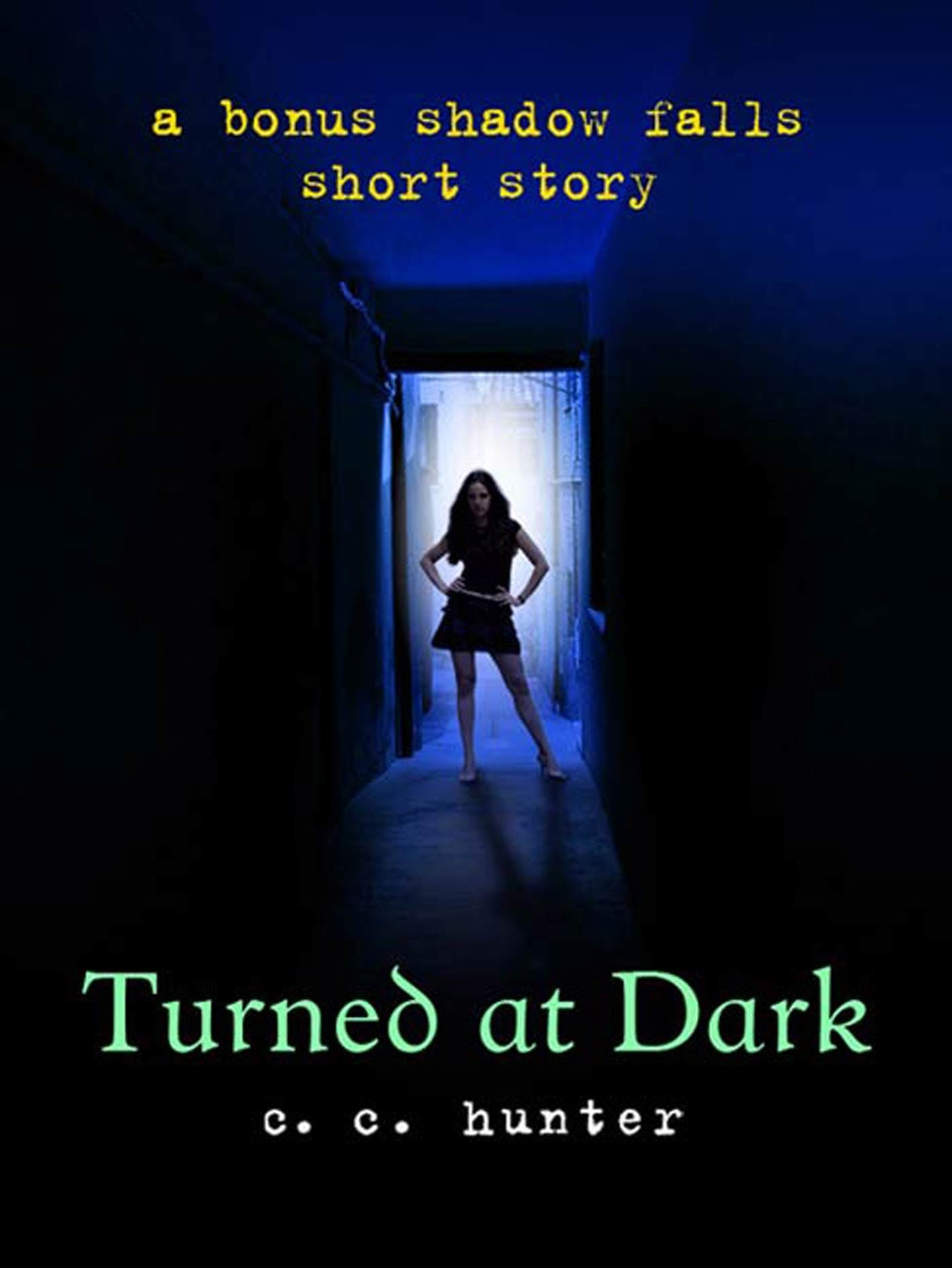 Image of Turned at Dark