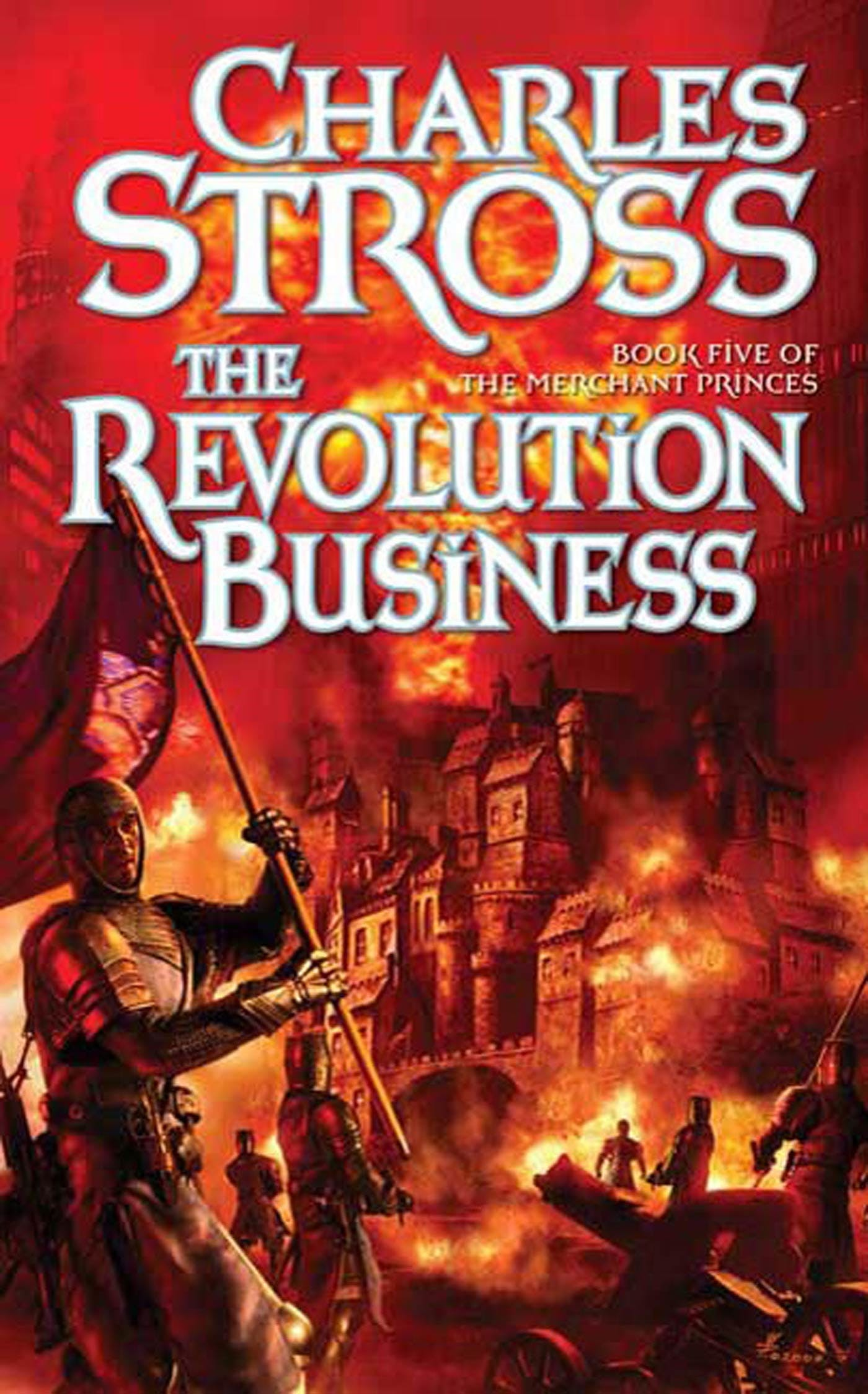 Image of The Revolution Business