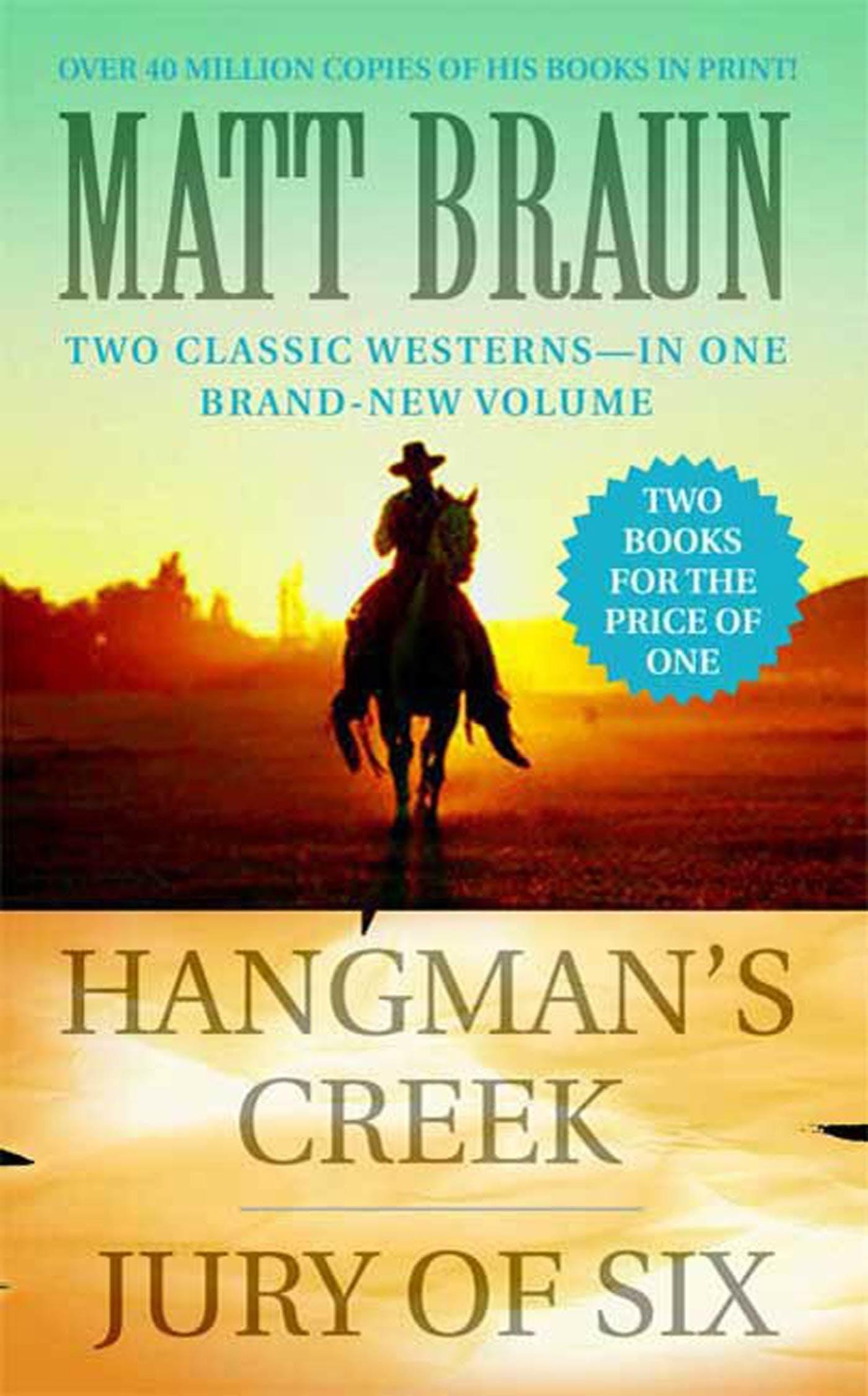 Image of Hangman's Creek / Jury of Six