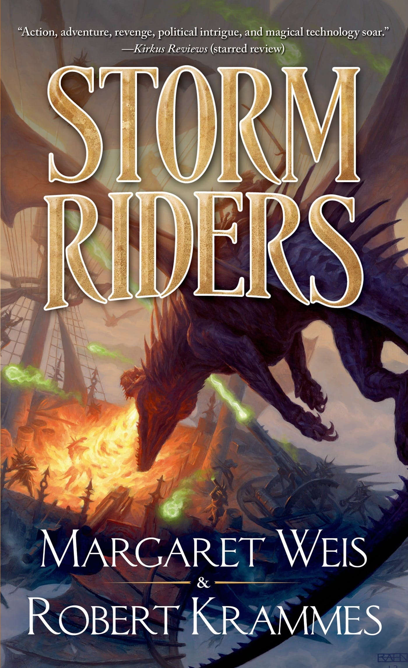Image of Storm Riders