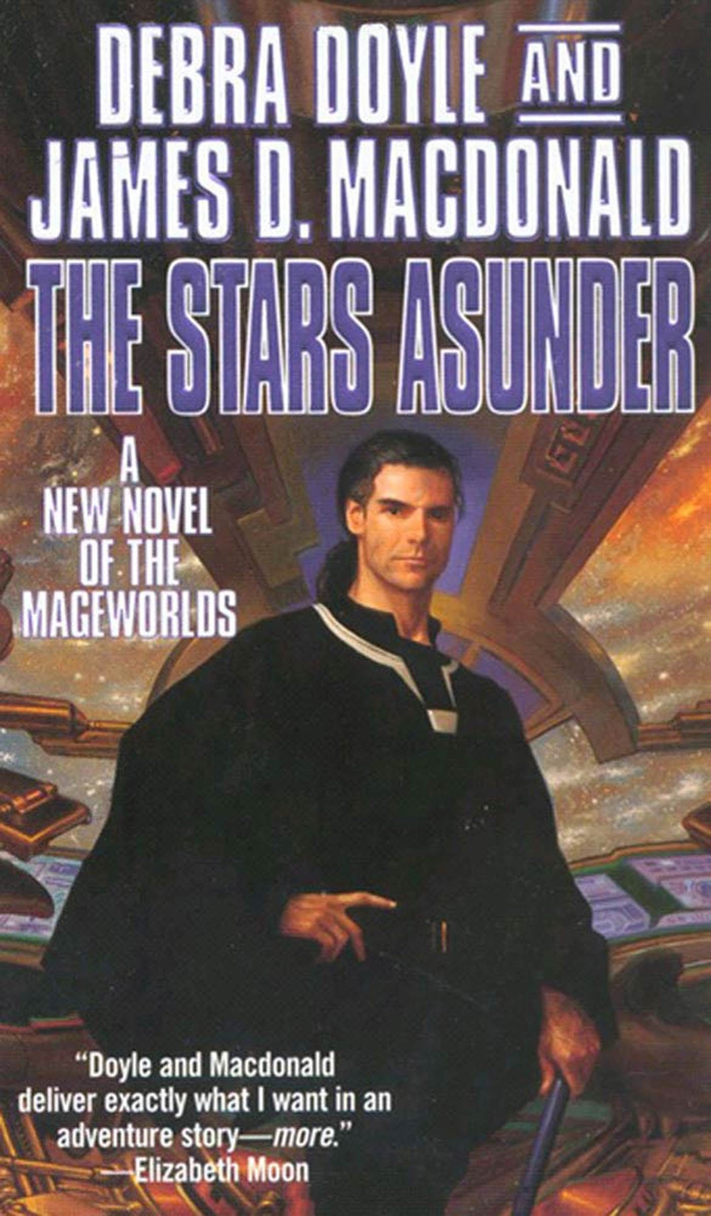 Image of The Stars Asunder