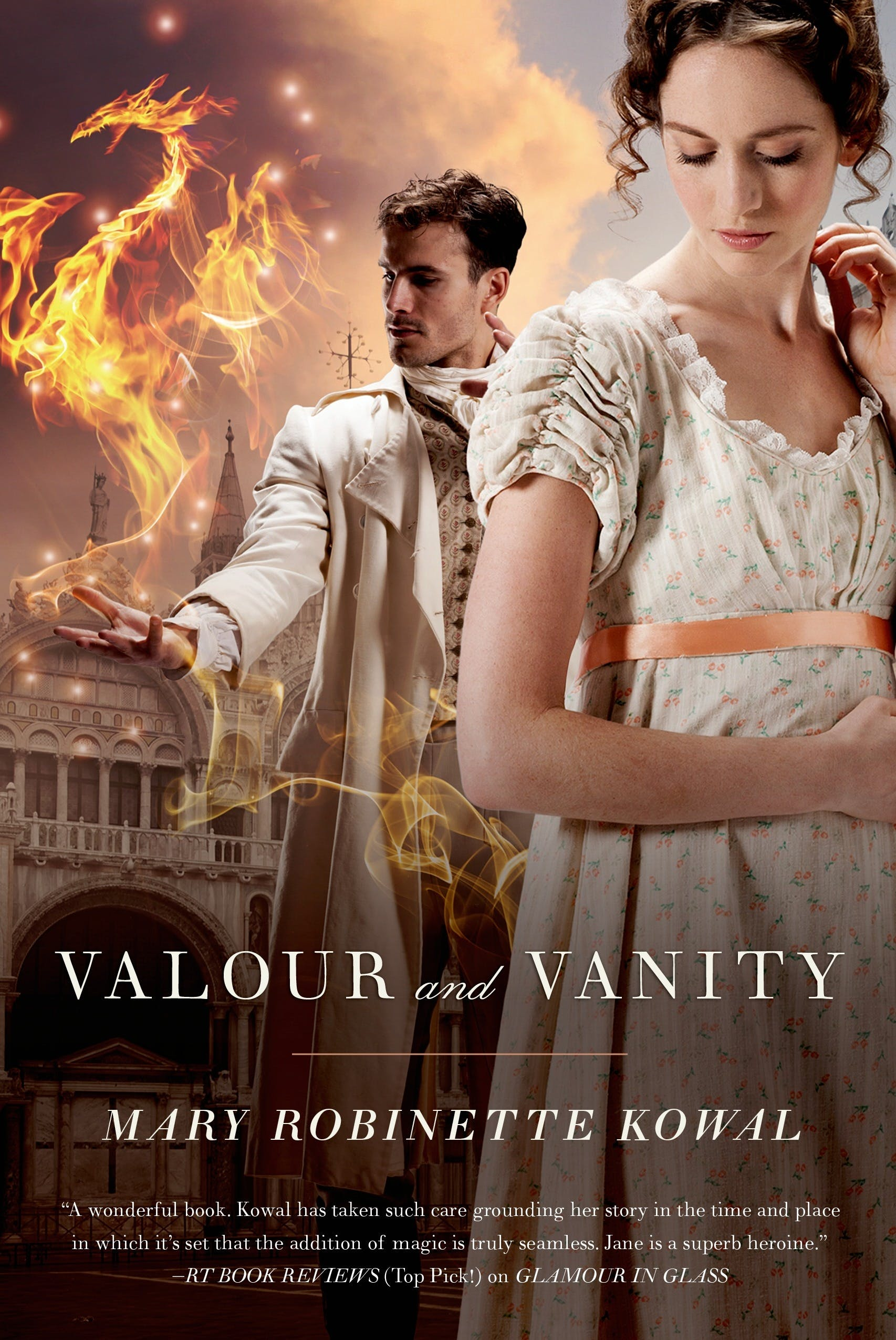 Image of Valour and Vanity