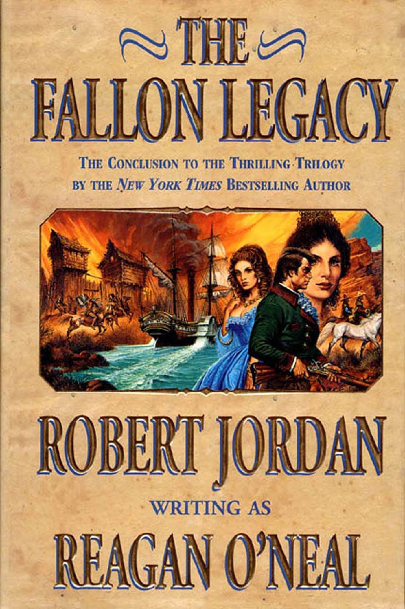 Image of The Fallon Legacy