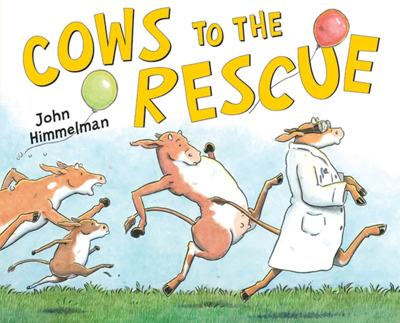 Image of Cows to the Rescue