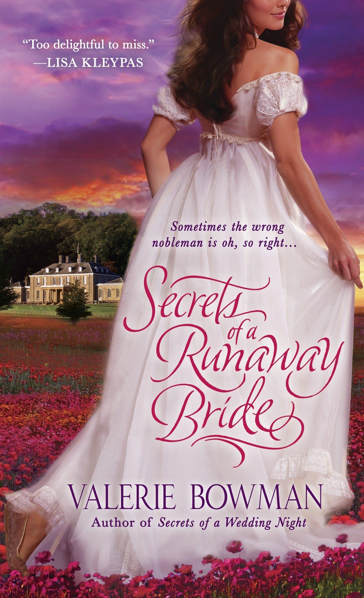 Image of Secrets of a Runaway Bride