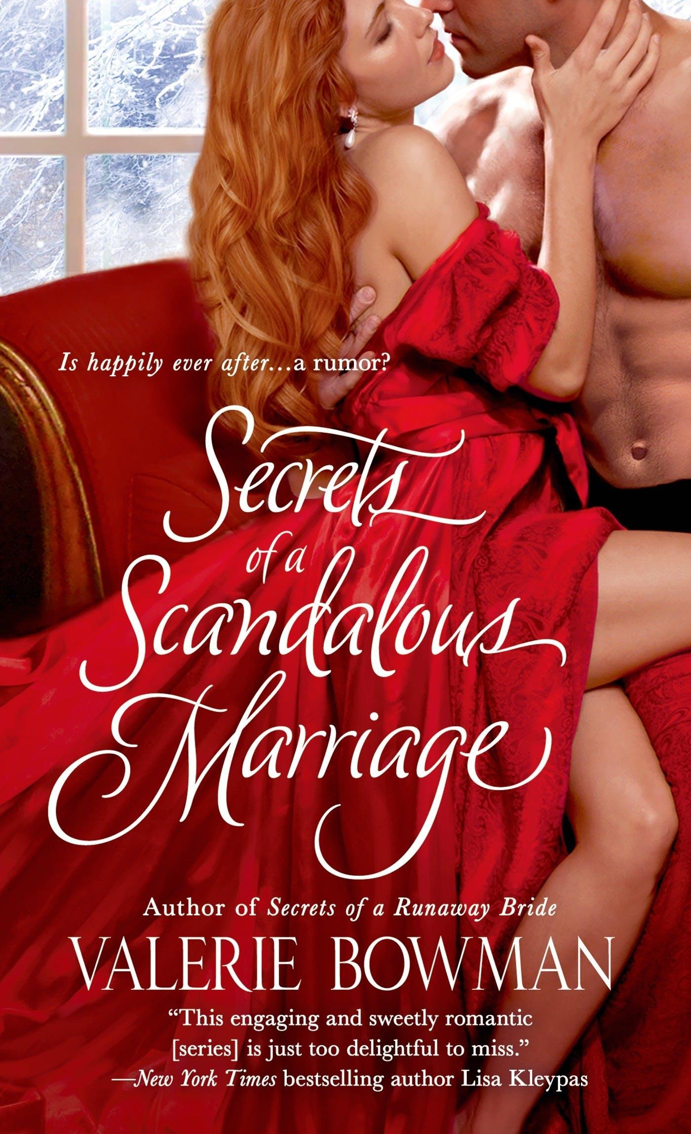 Image of Secrets of a Scandalous Marriage