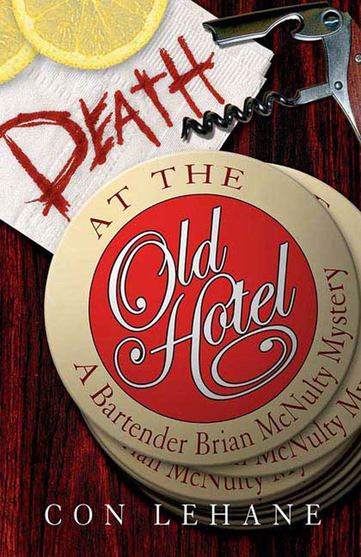 Image of Death at the Old Hotel