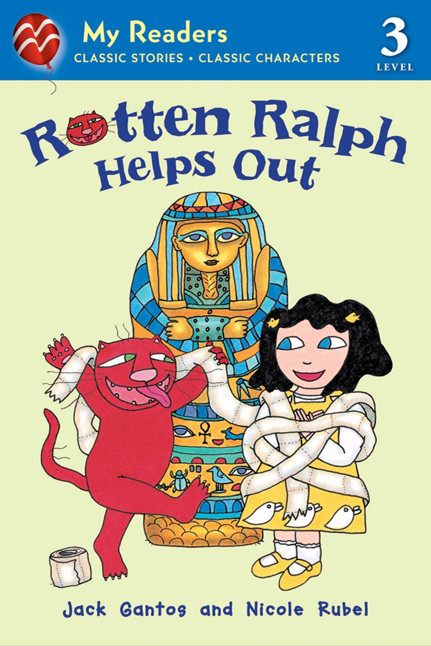 Image of Rotten Ralph Helps Out