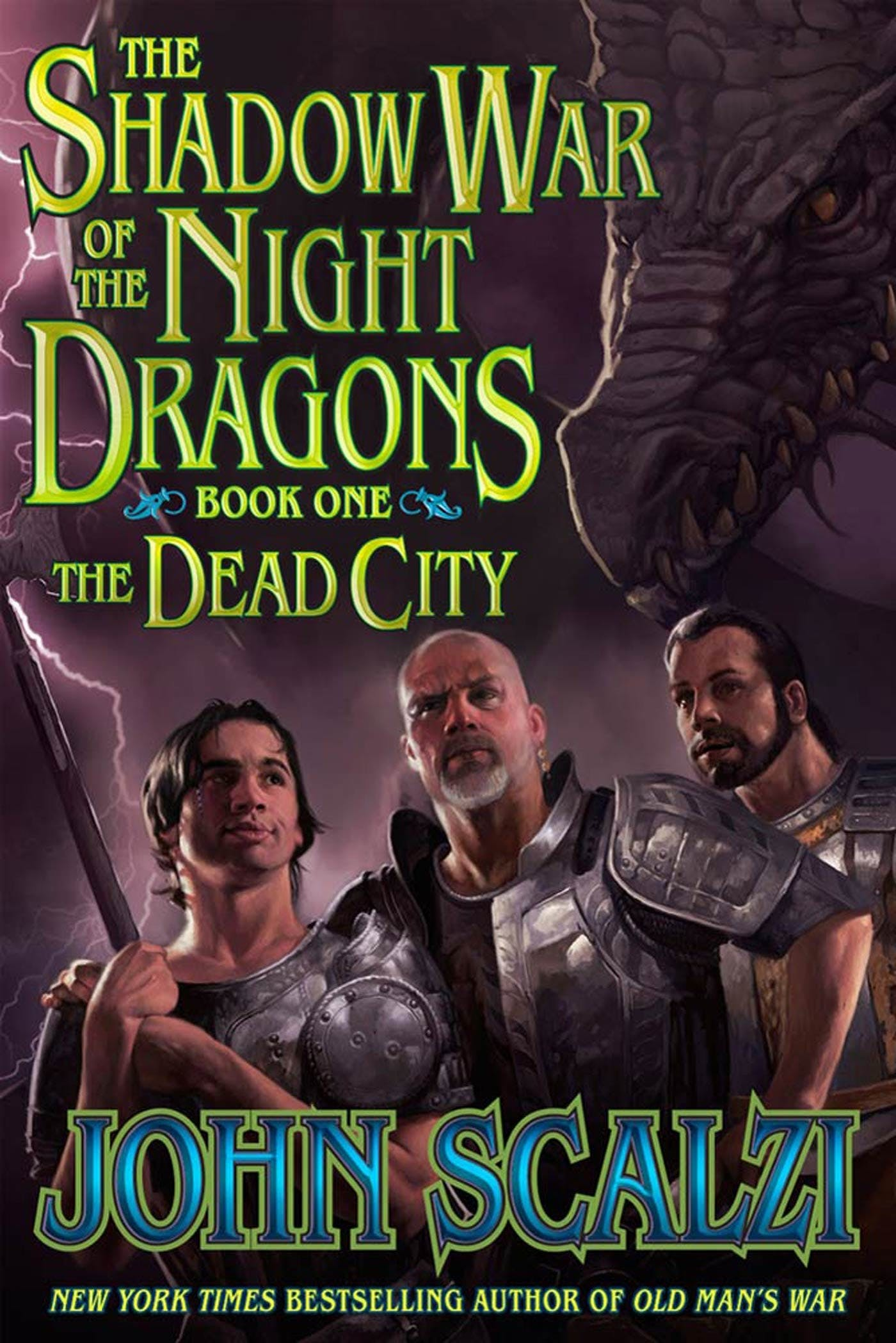 Image of Shadow War of the Night Dragons, Book One: The Dead City: Prologue
