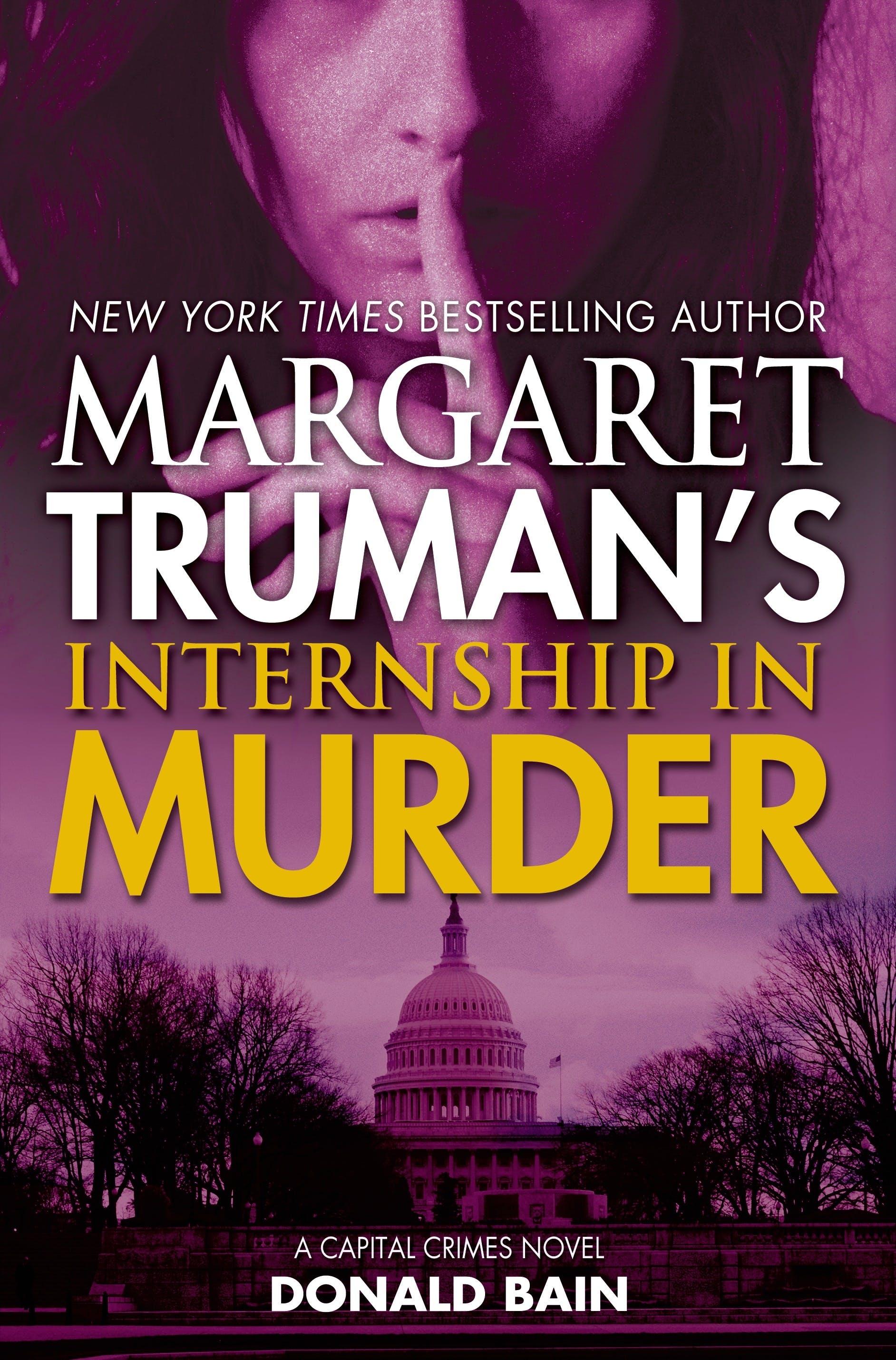 Image of Margaret Truman's Internship in Murder
