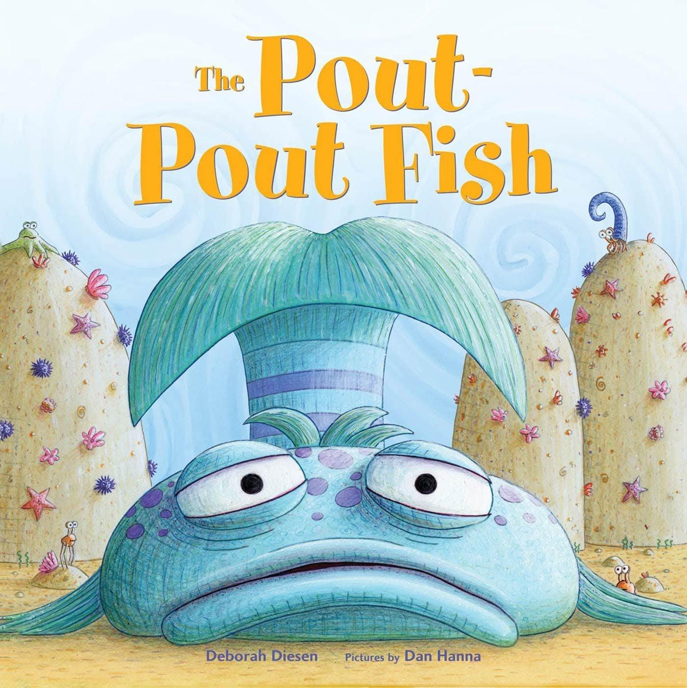 Image of The Pout-Pout Fish