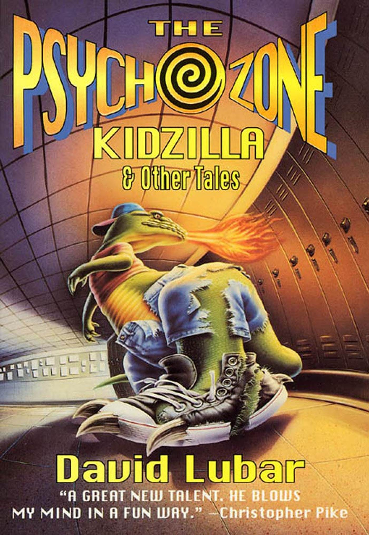 Image of The Psychozone: Kidzilla and Other Tales