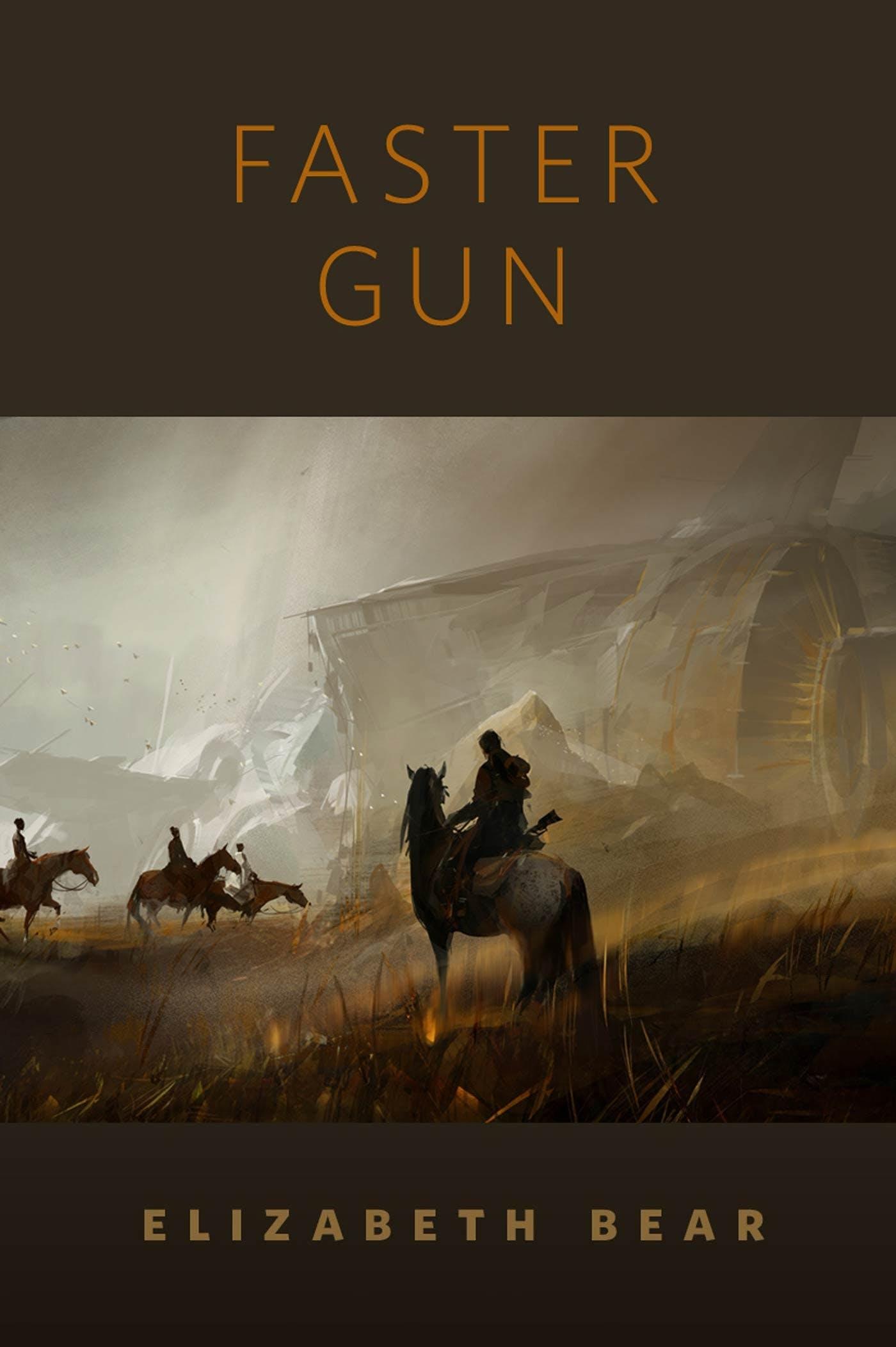 Image of Faster Gun