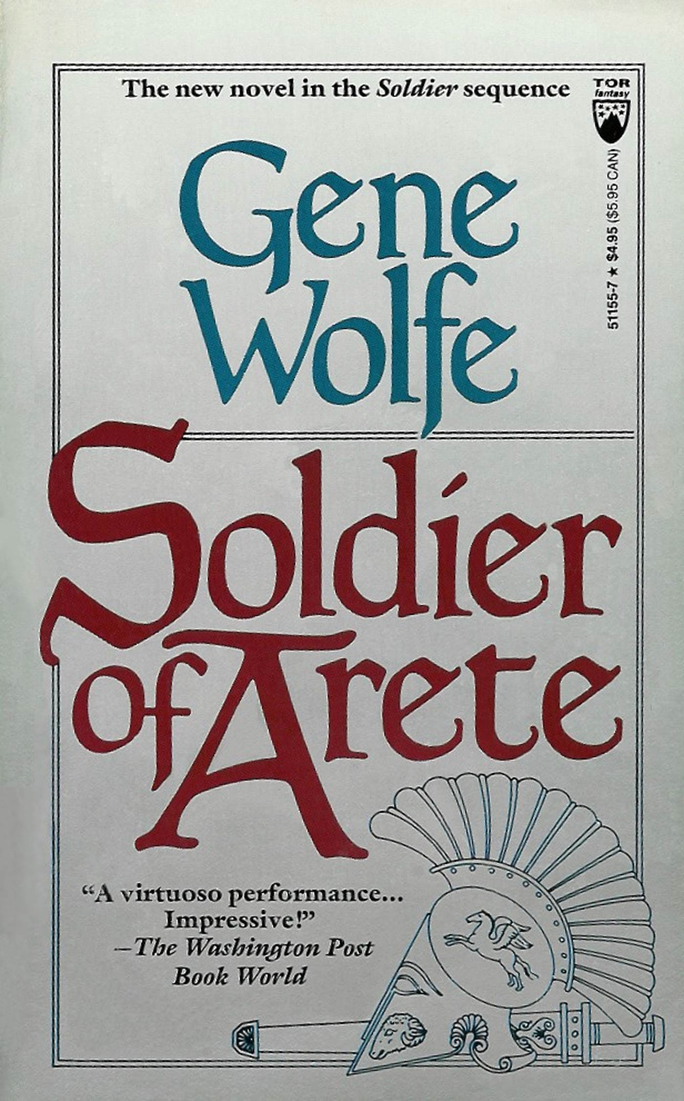 Image of Soldier of Arete