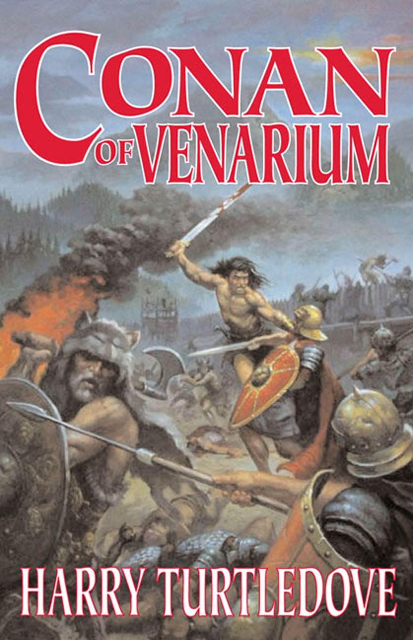 Image of Conan of Venarium