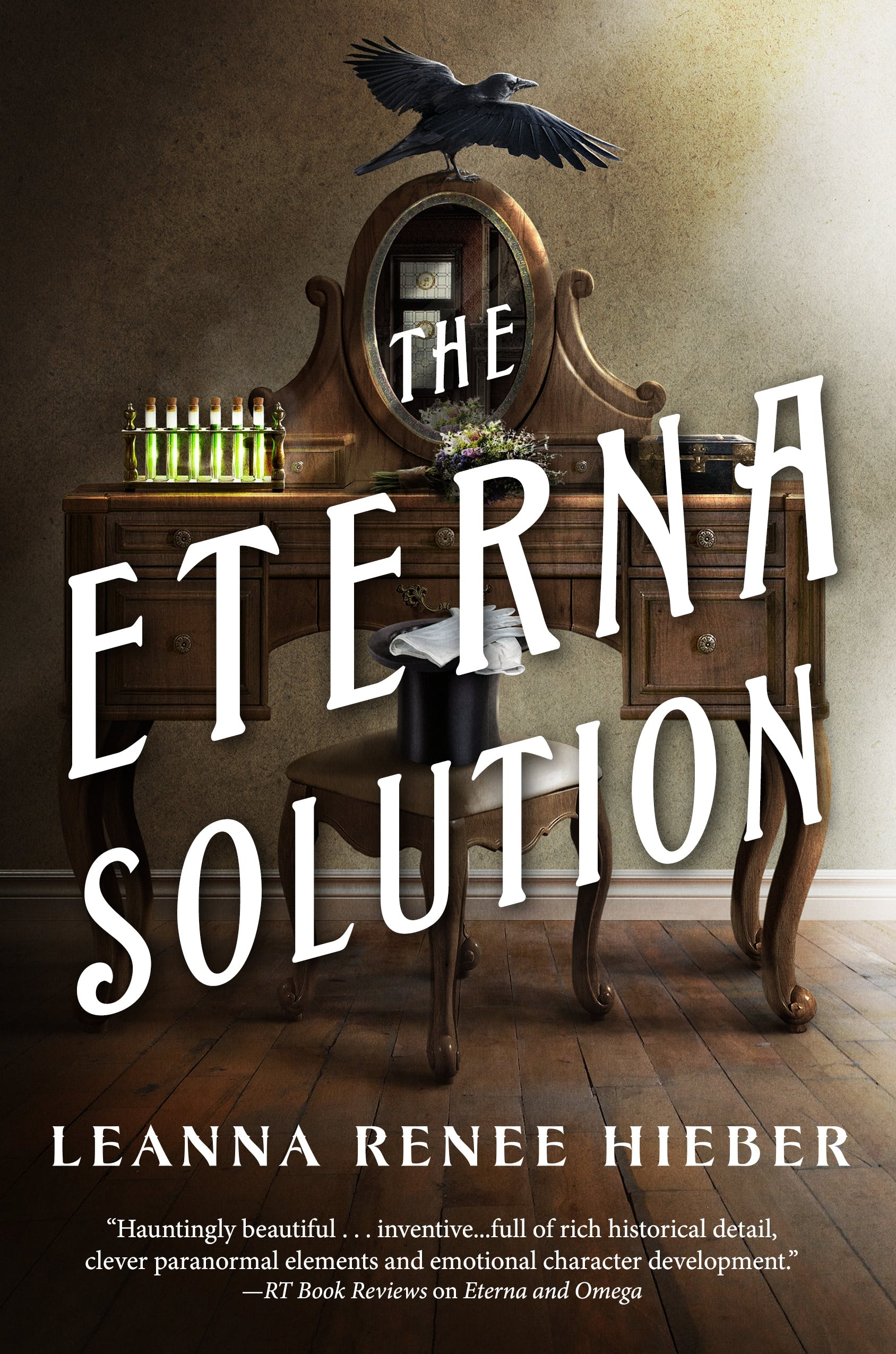 Image of The Eterna Solution
