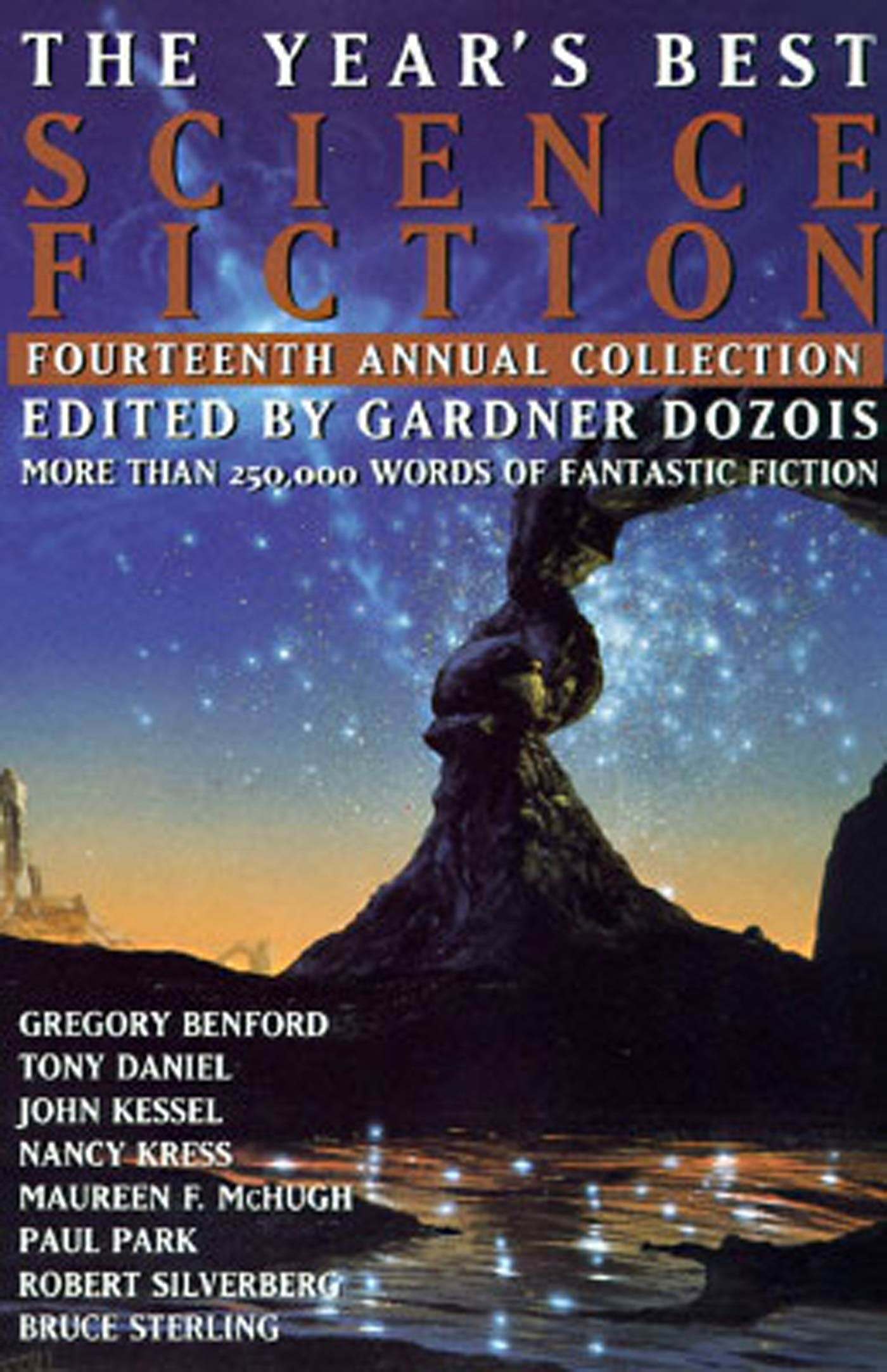 Image of The Year's Best Science Fiction: Fourteenth Annual Collection