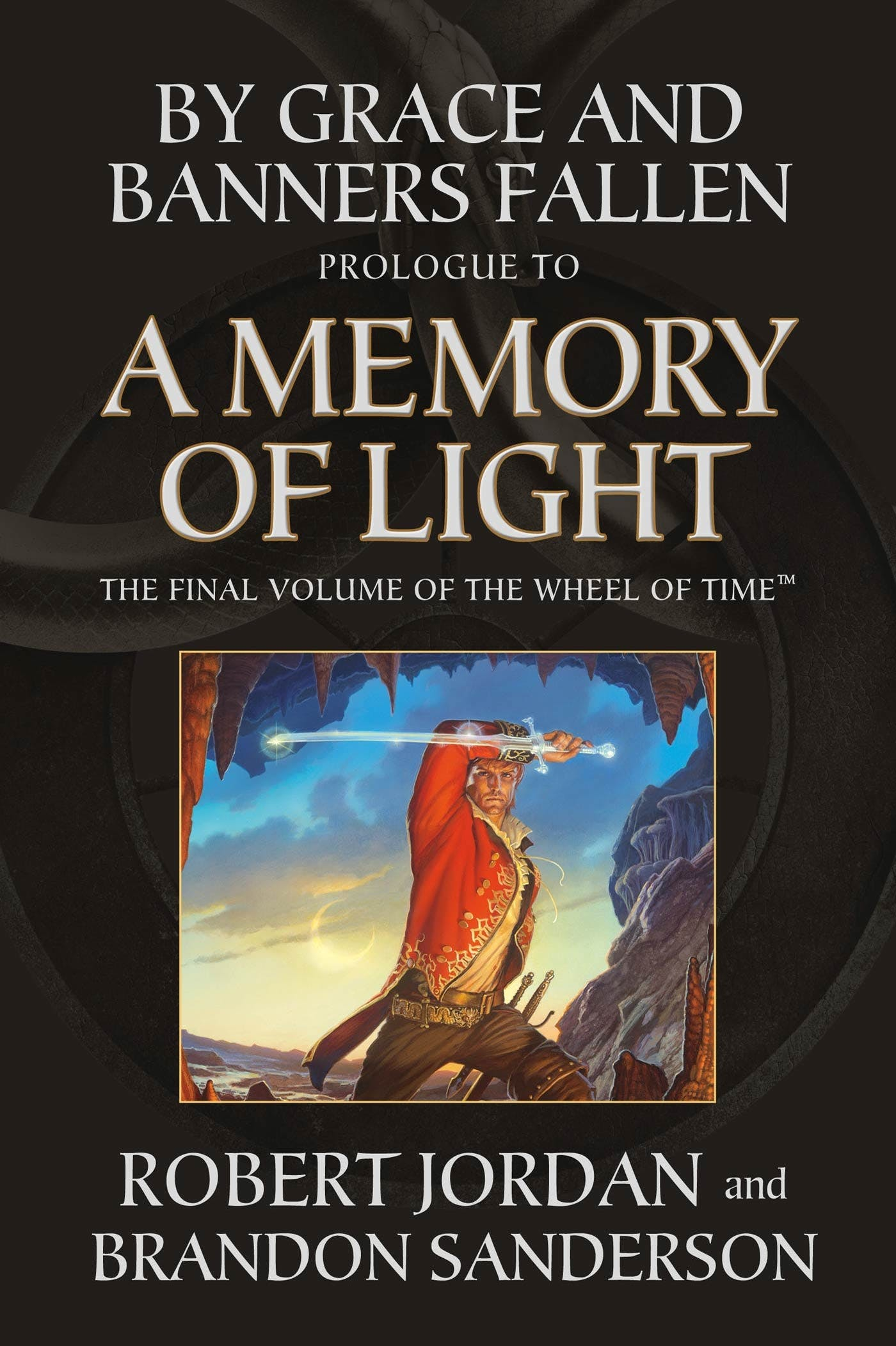 Image of By Grace and Banners Fallen: Prologue to A Memory of Light