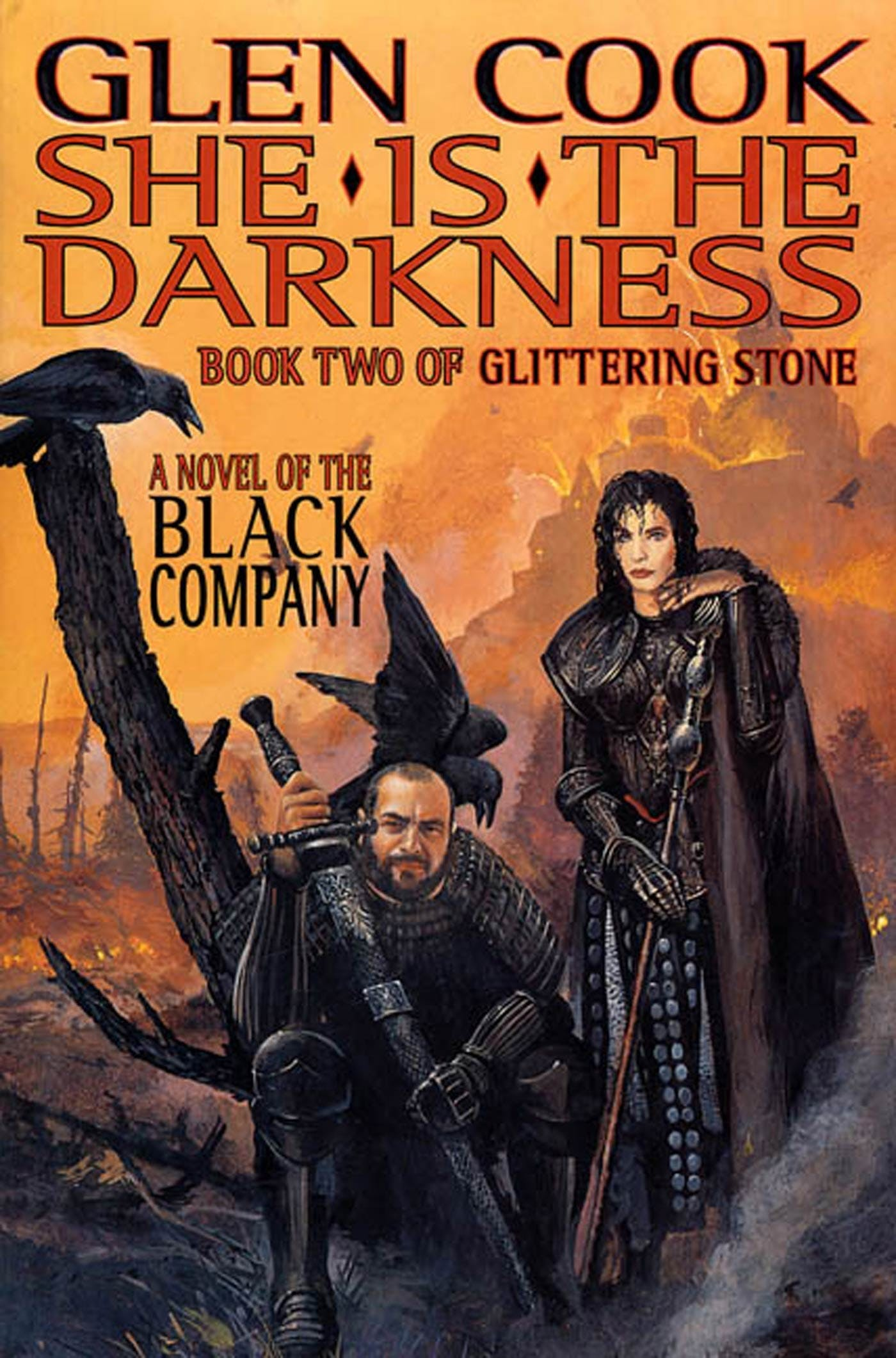 Image of She Is The Darkness