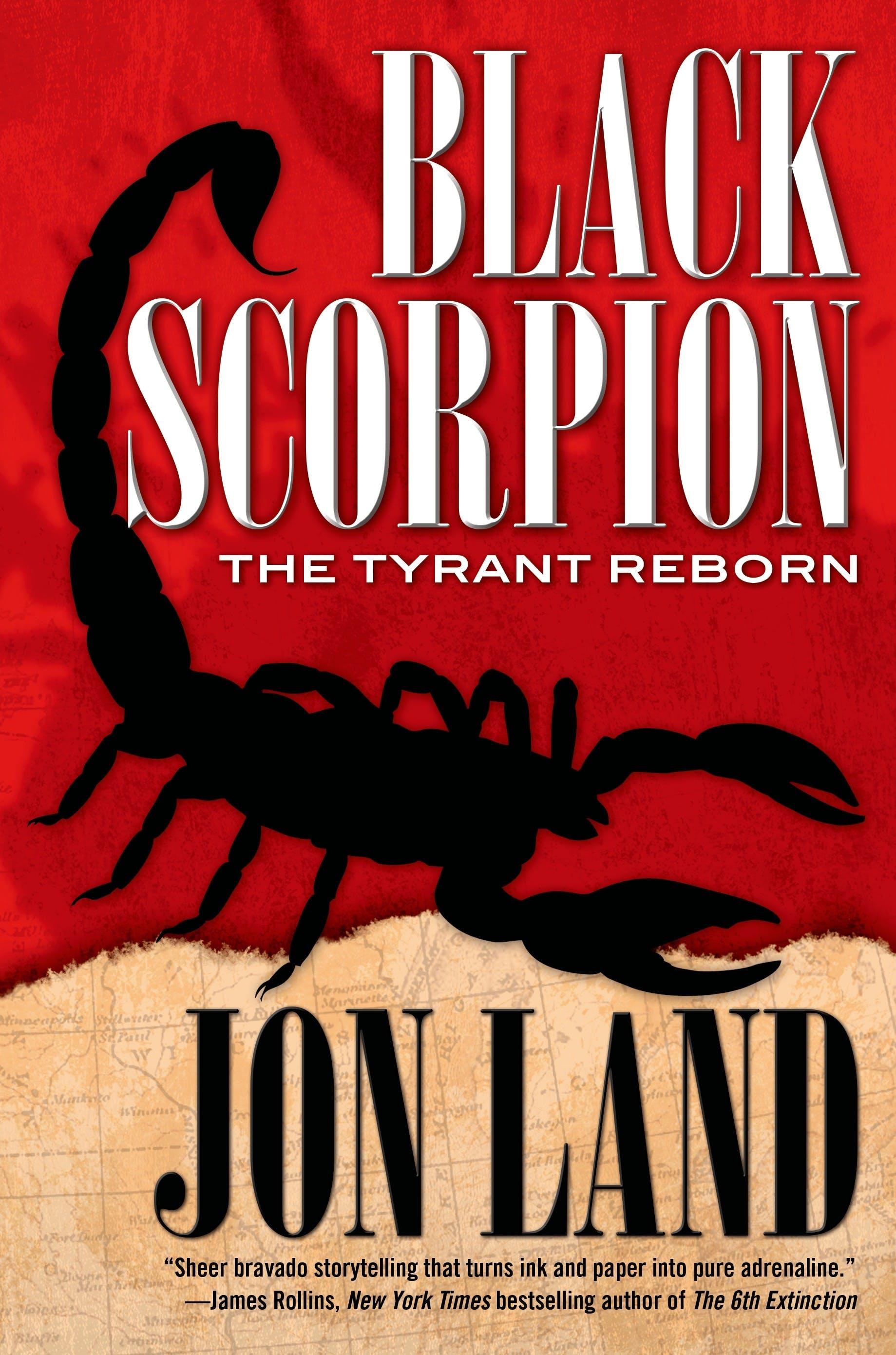 Image of Black Scorpion
