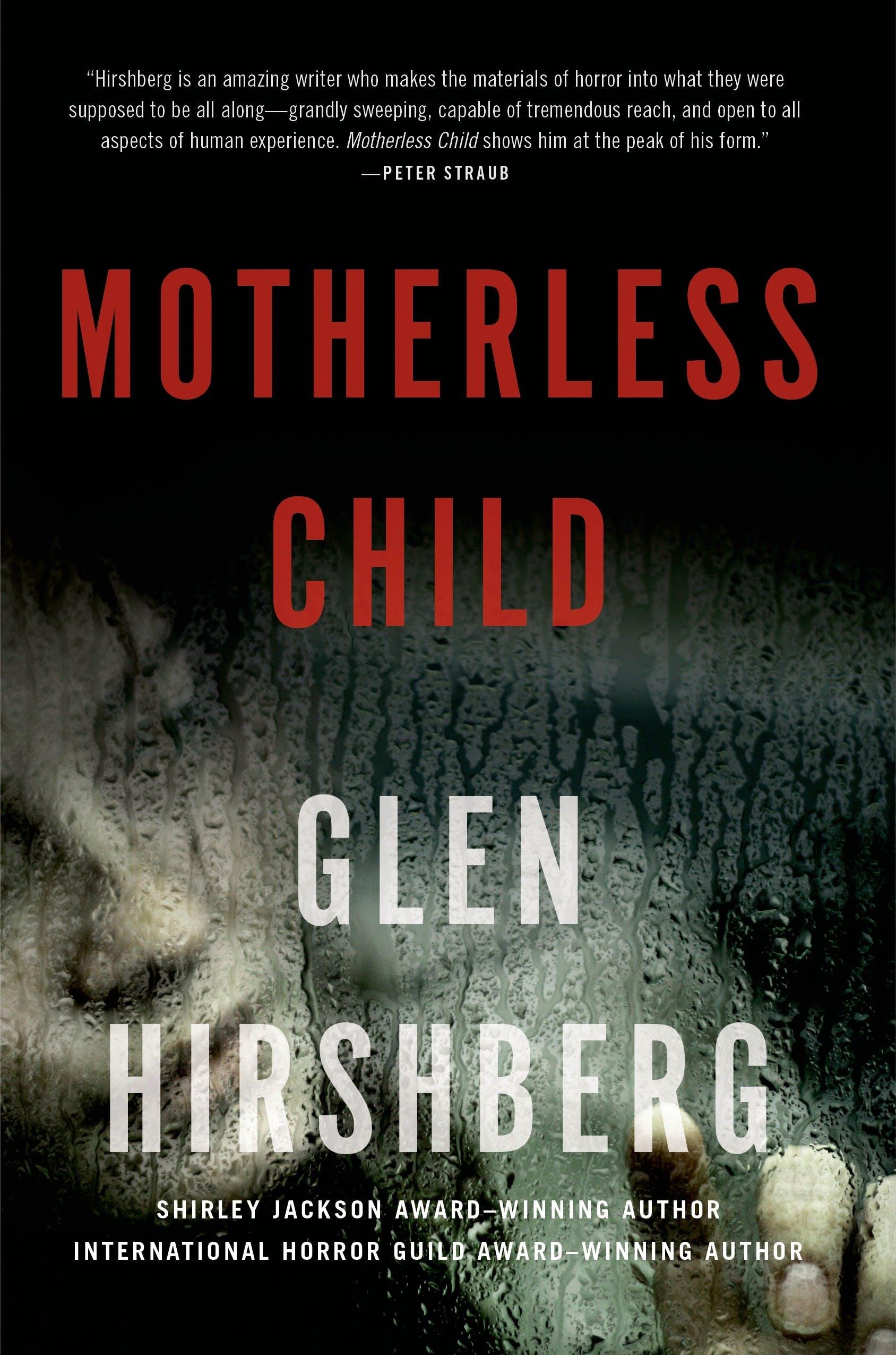 Image of Motherless Child