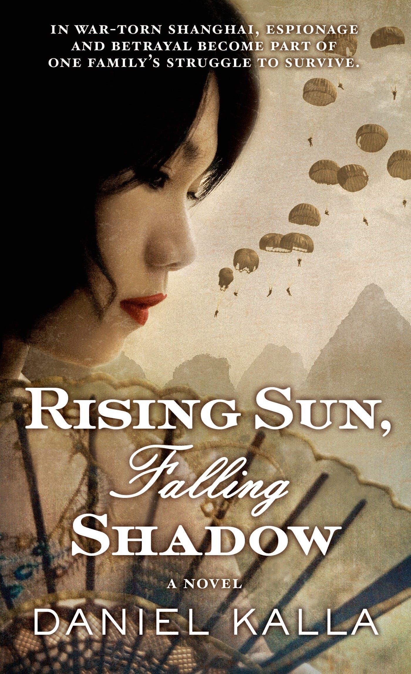 Image of Rising Sun, Falling Shadow
