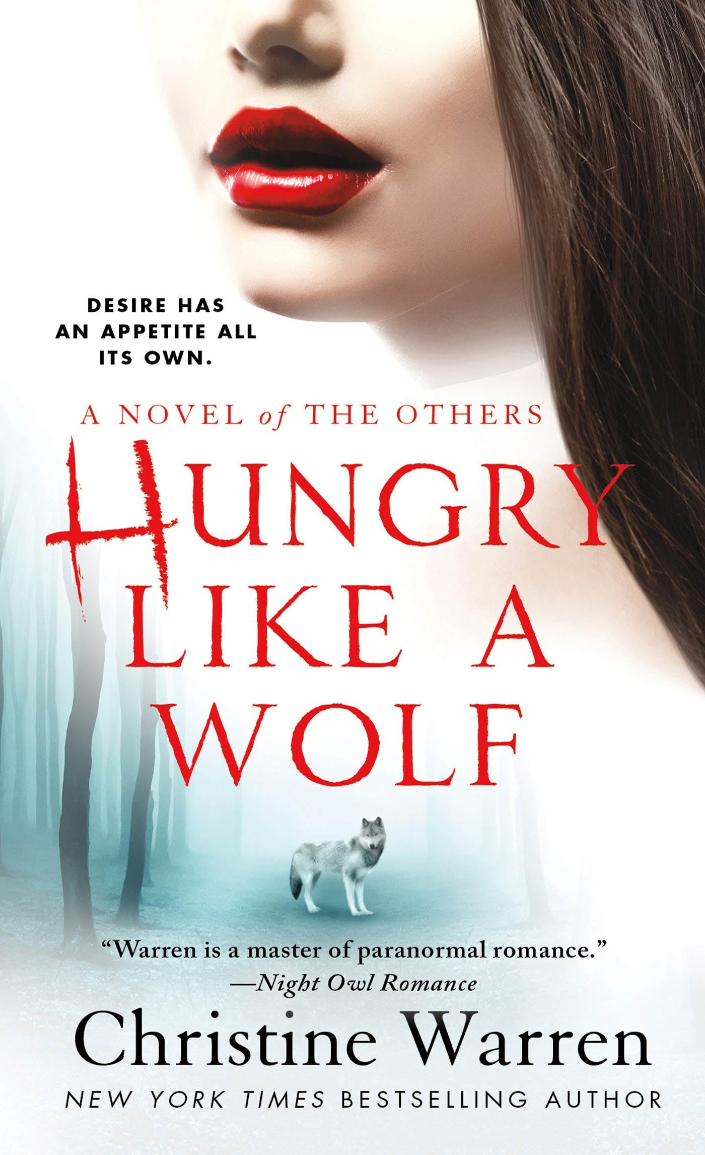Image of Hungry Like a Wolf