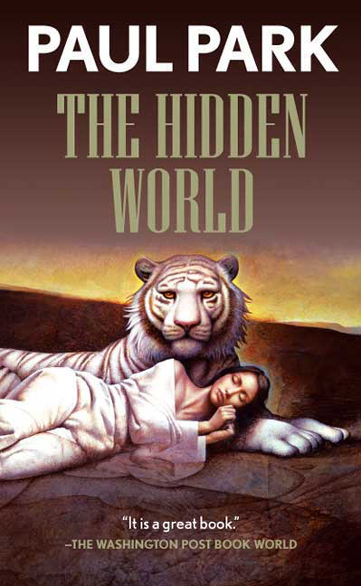 Image of The Hidden World