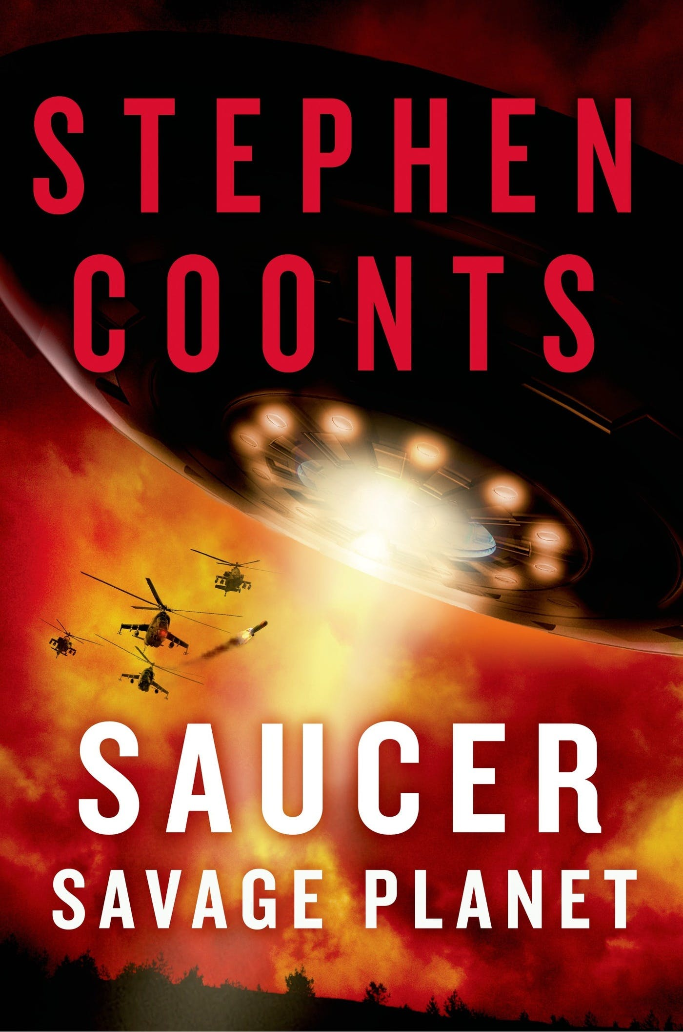 Image of Saucer: Savage Planet