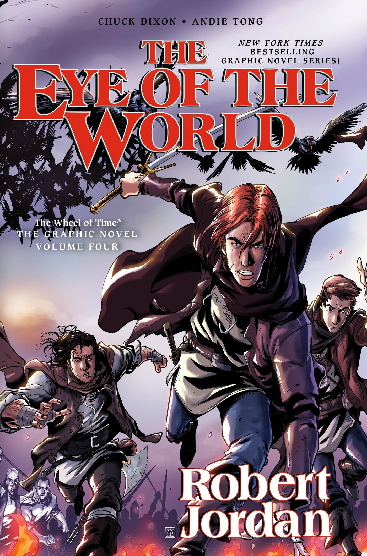 Image of The Eye of the World: The Graphic Novel, Volume Four