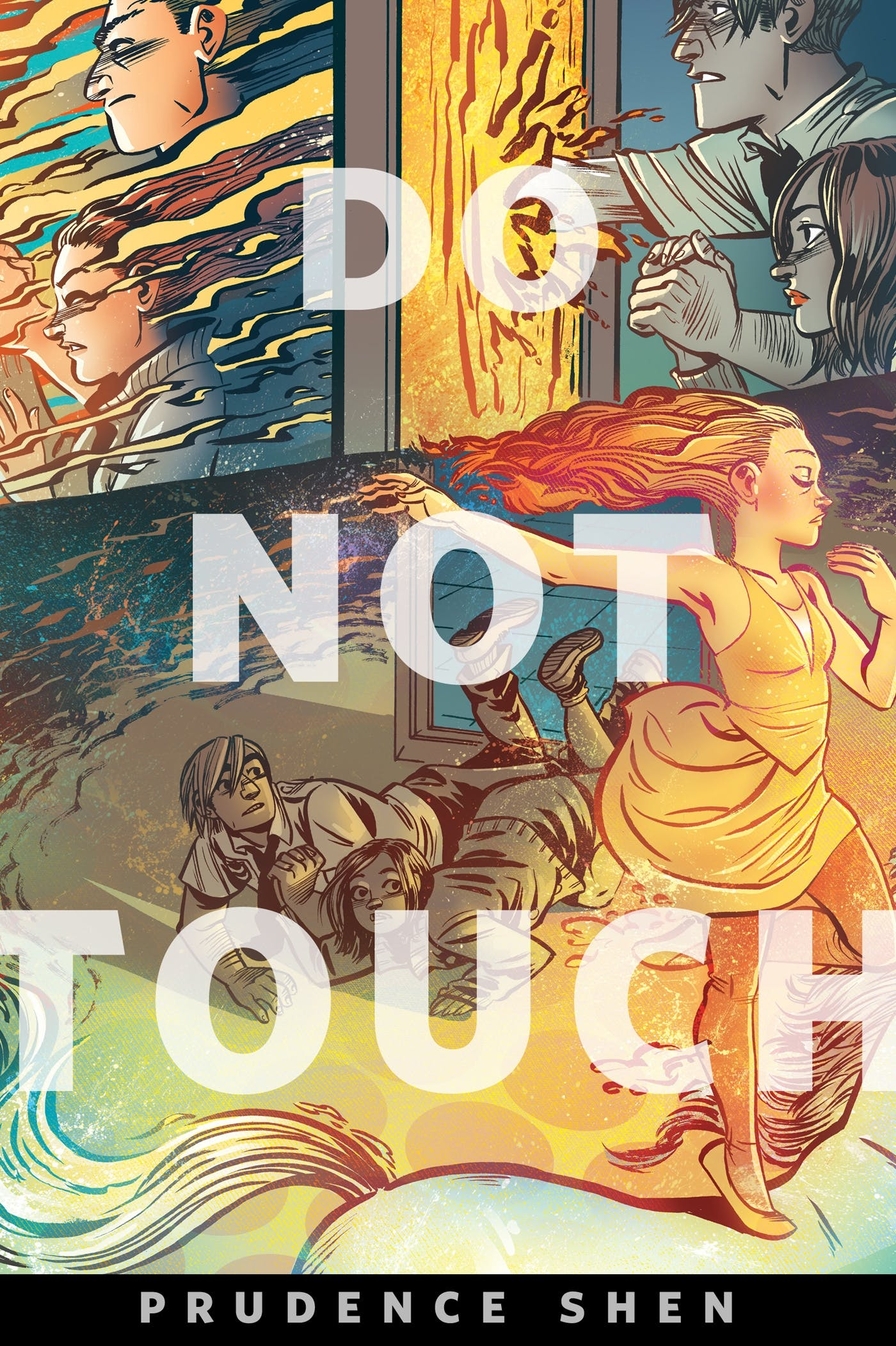 Image of Do Not Touch